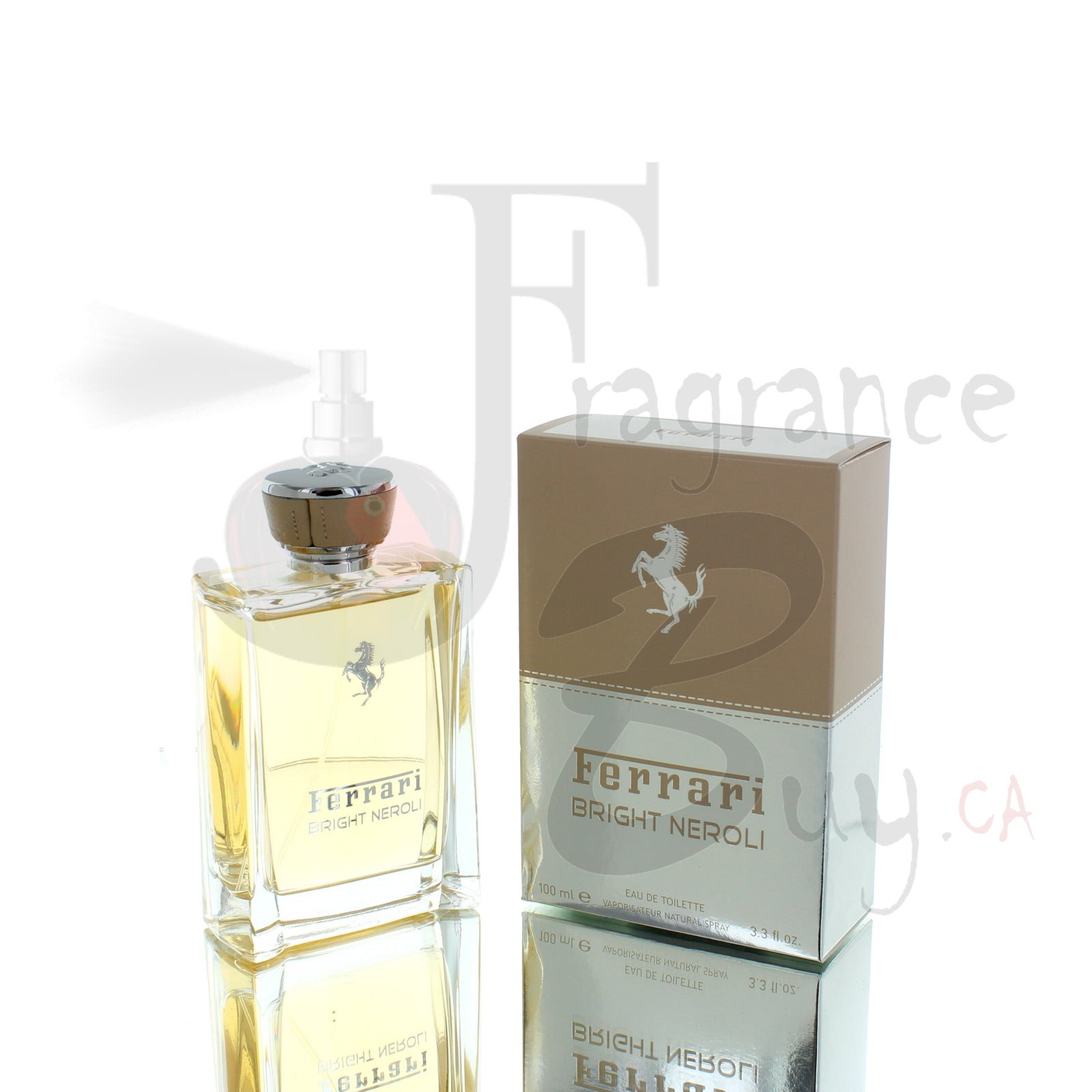 Ferrari Bright Neroli For Man/Woman