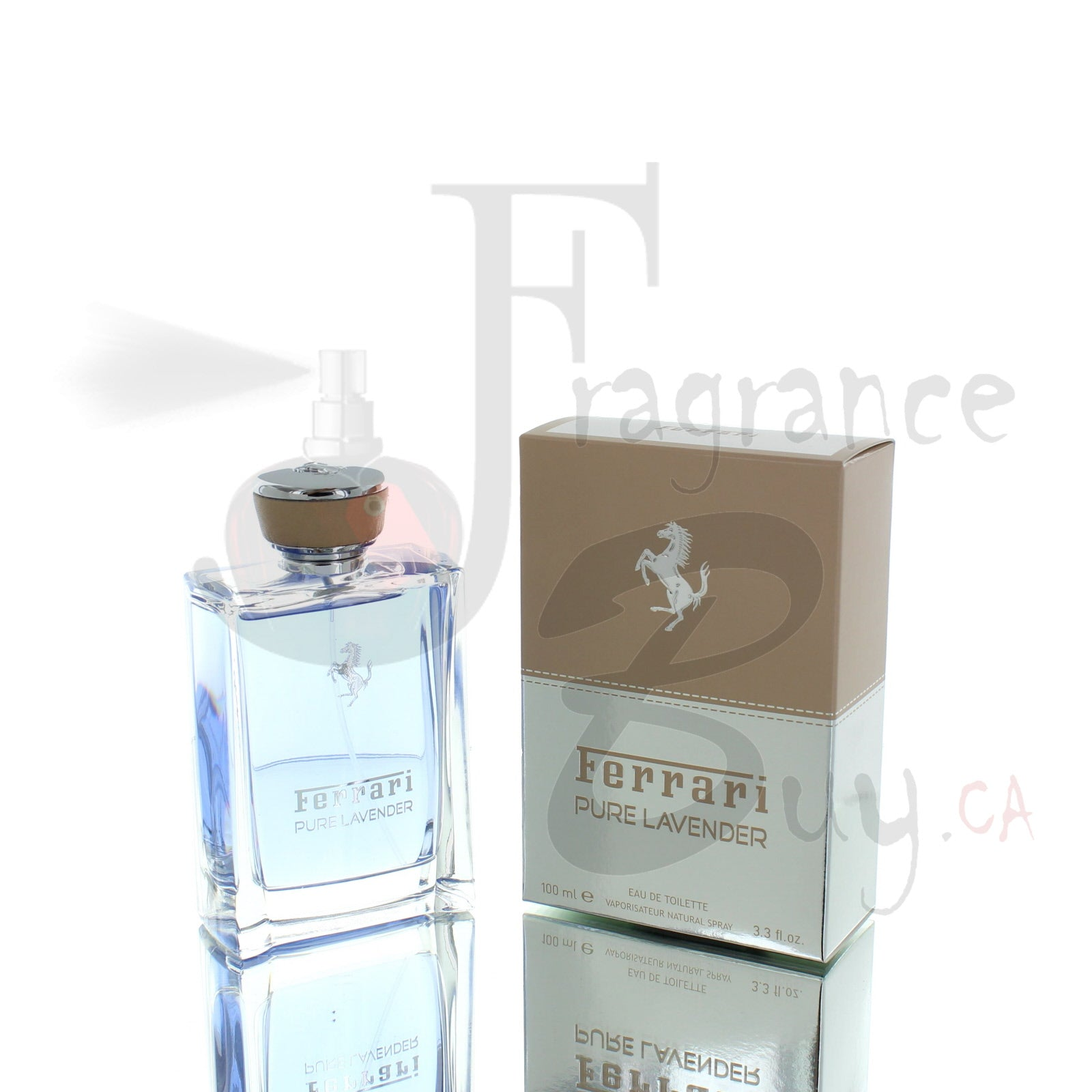 Ferrari Pure Lavender For Man/Woman