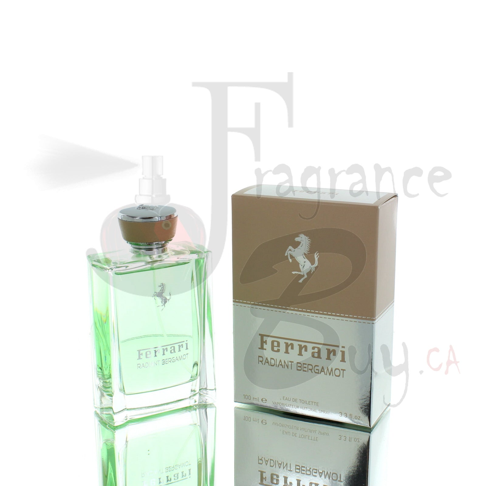 Ferrari Radiant Bergamot For Man/Woman