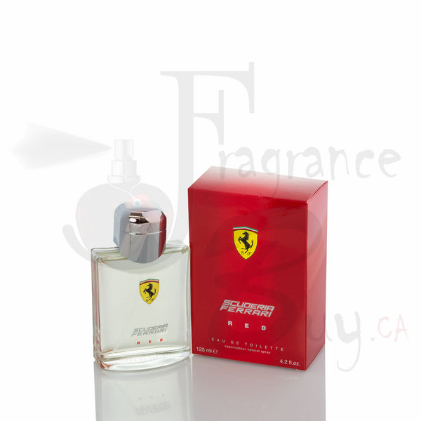Ferrari Red For Man