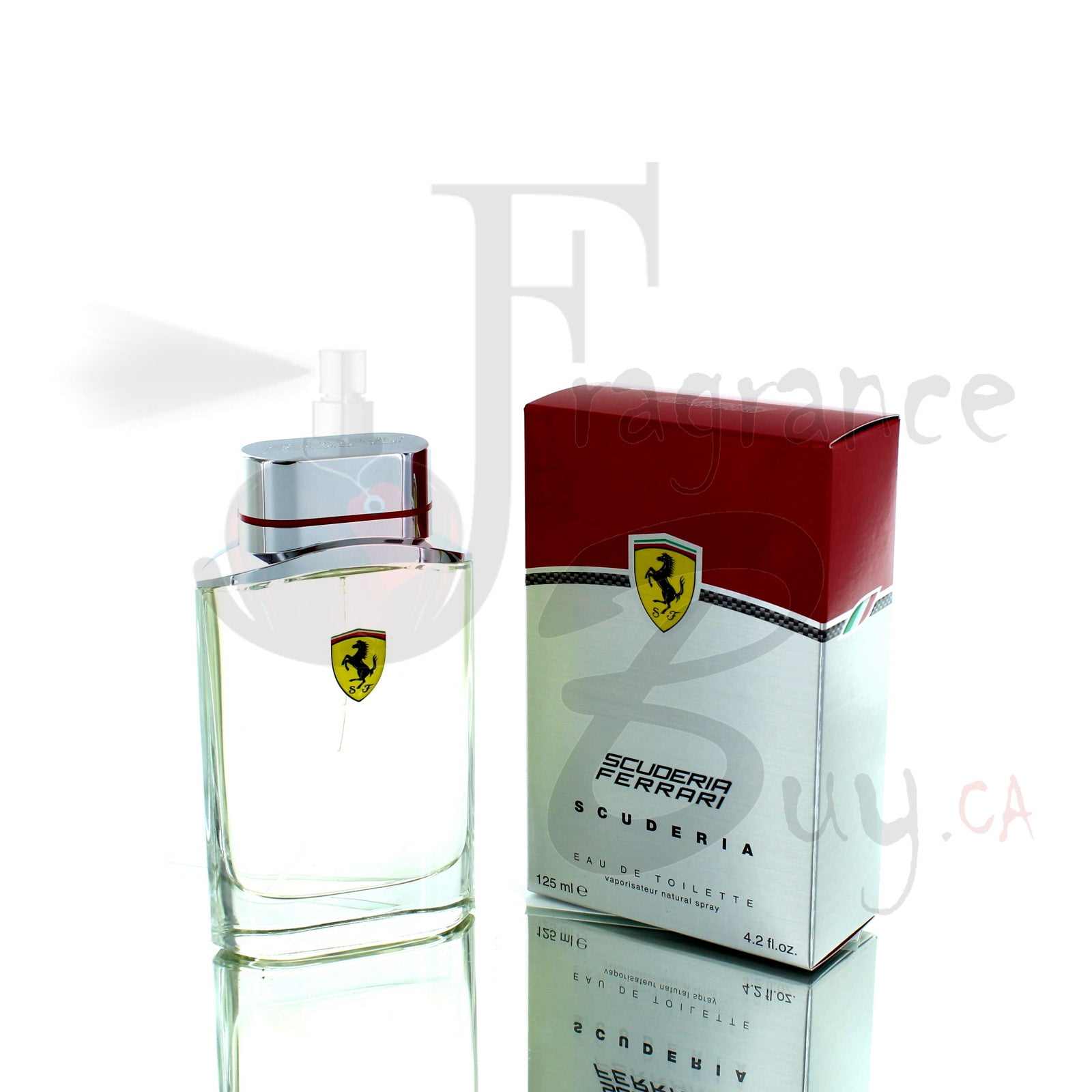 scuderia youtube review perfume case red ferrari fragrance watch