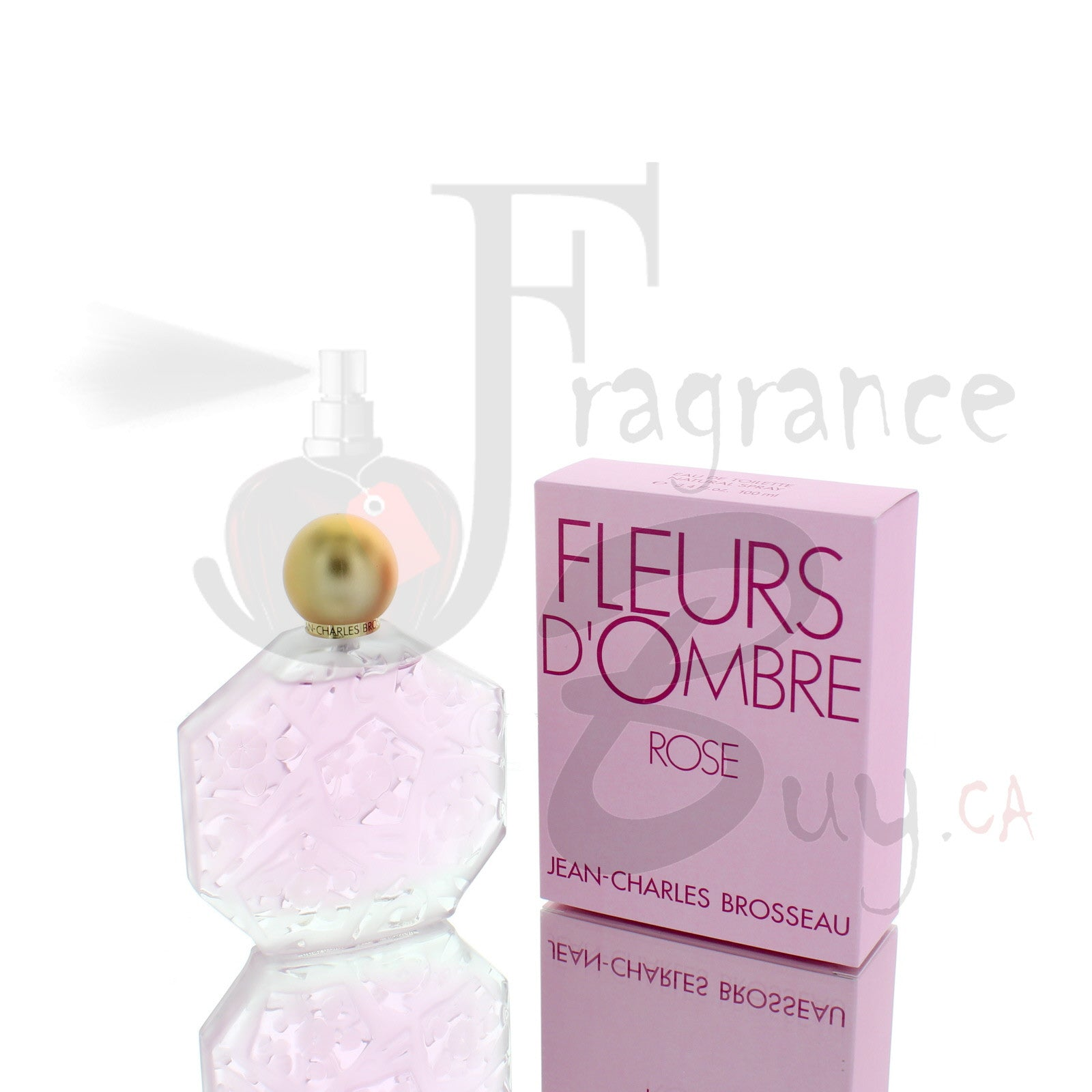 Fleur Ombre Rose For Woman