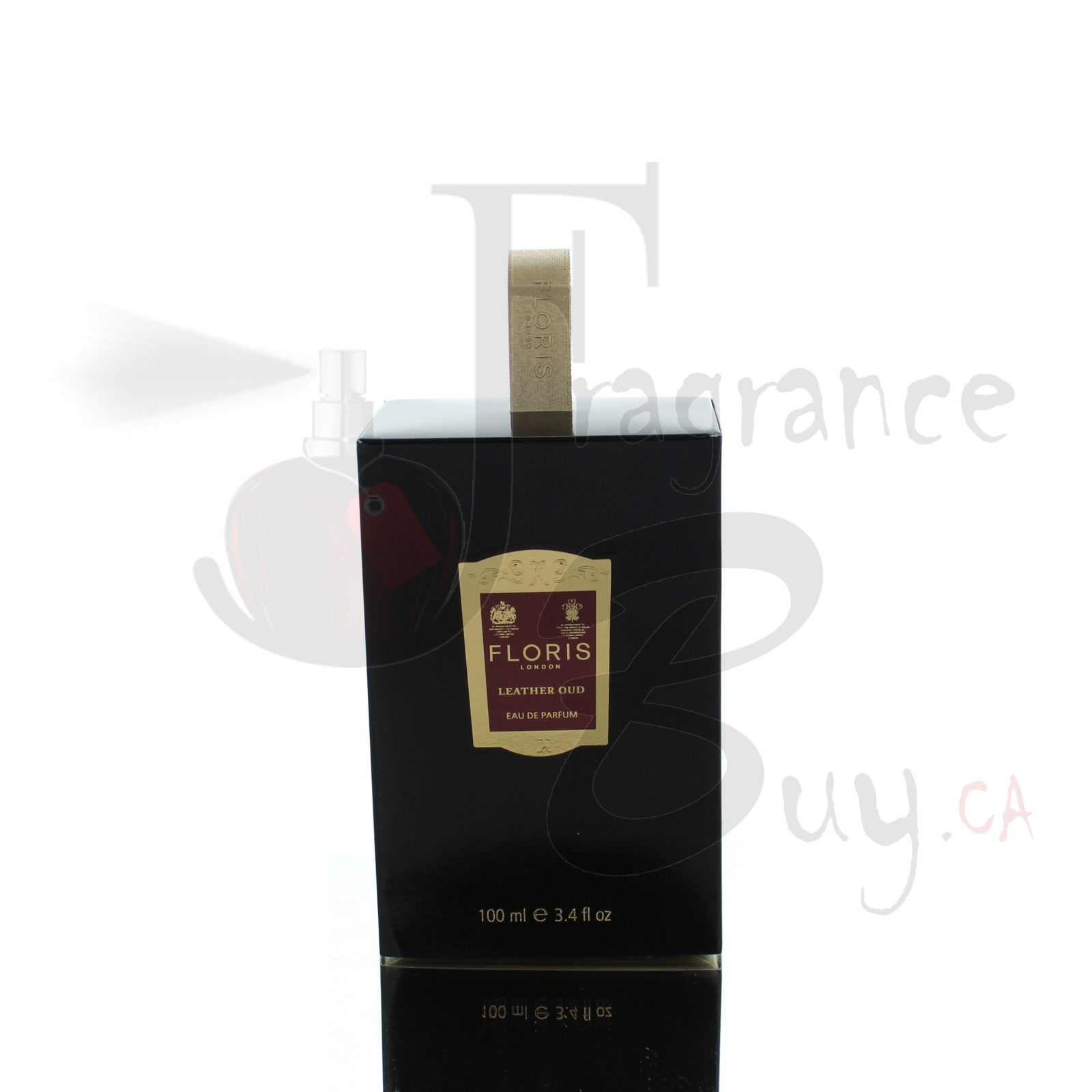 Floris Leather Oud For Man/Woman
