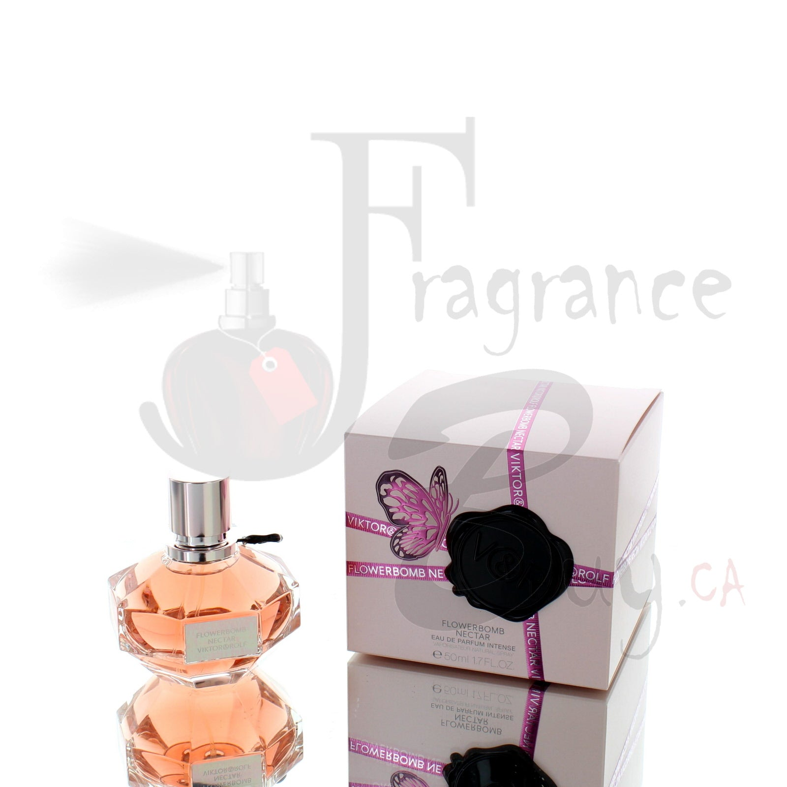 Viktor Rolf Flowerbomb Nectar For Woman