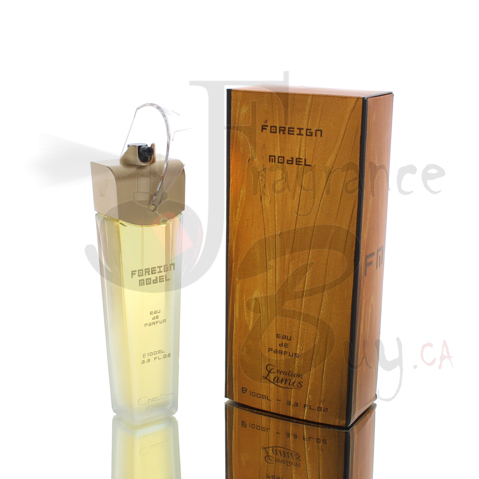 Foreign Model (Vintage Fragrance) For Woman