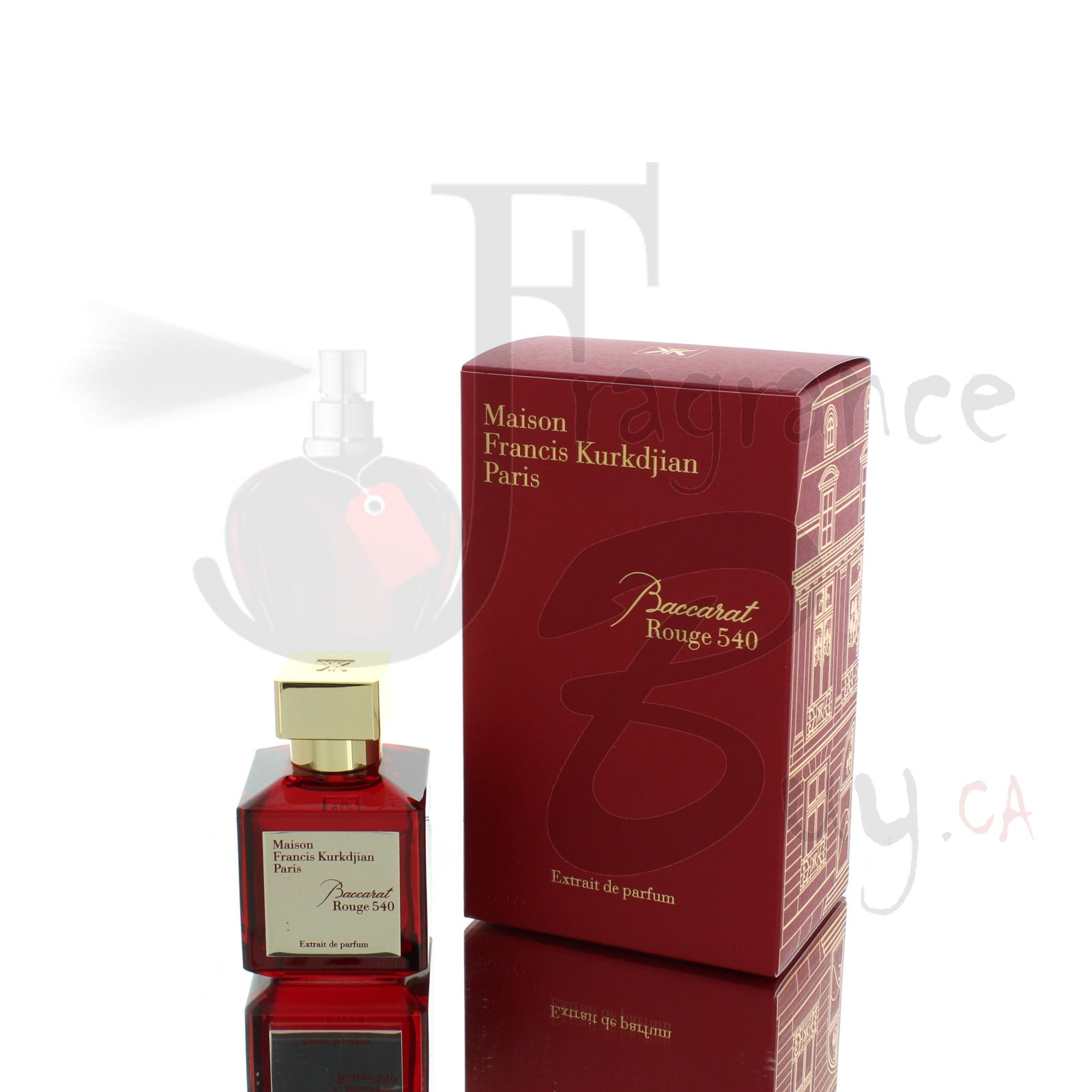 Francis Kurkdjian Baccarat Rouge 540 Extrait For Man/Woman