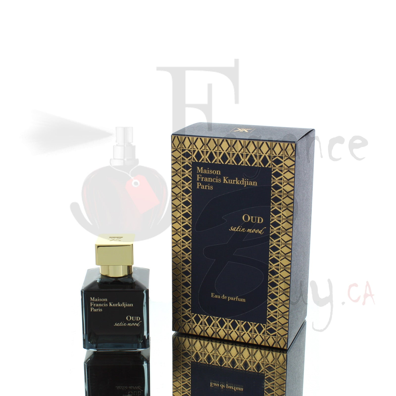 Francis Kurkdjian Oud Satin Mood For Man/Woman
