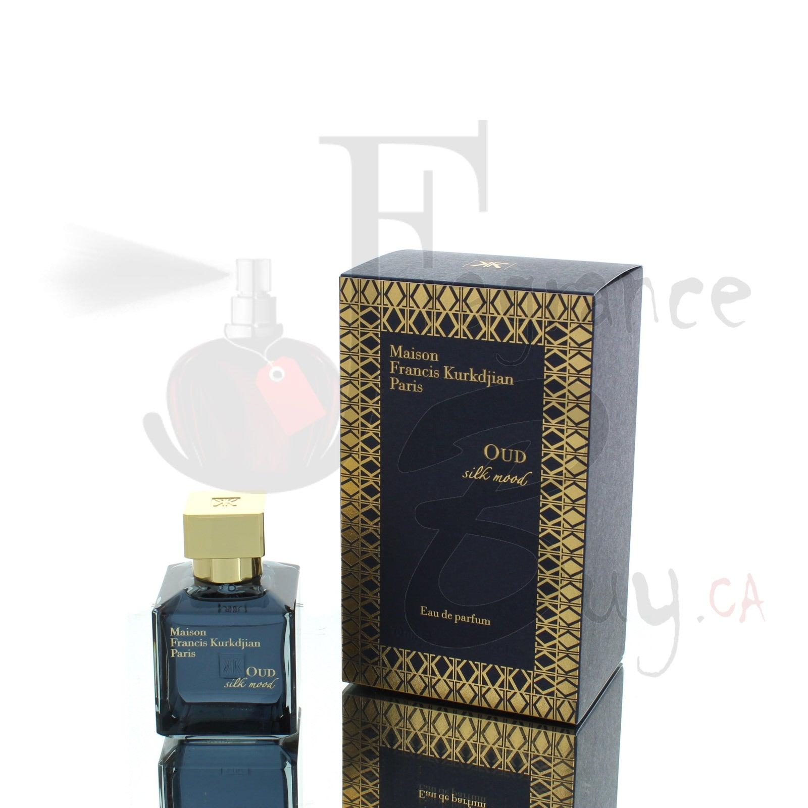 Francis Kurkdjian Oud Silk Mood For Man/Woman