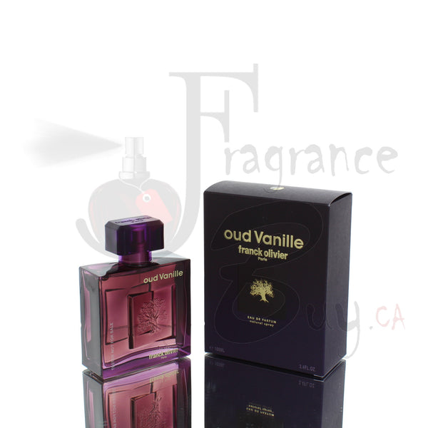 Franck Olivier Oud Vanille For Man/Woman