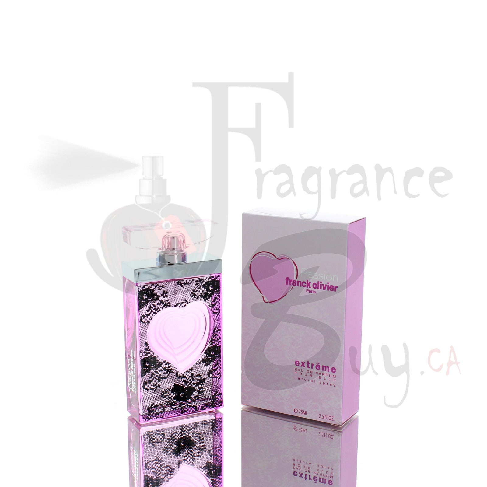 Franck Olivier Passion Extreme For Woman