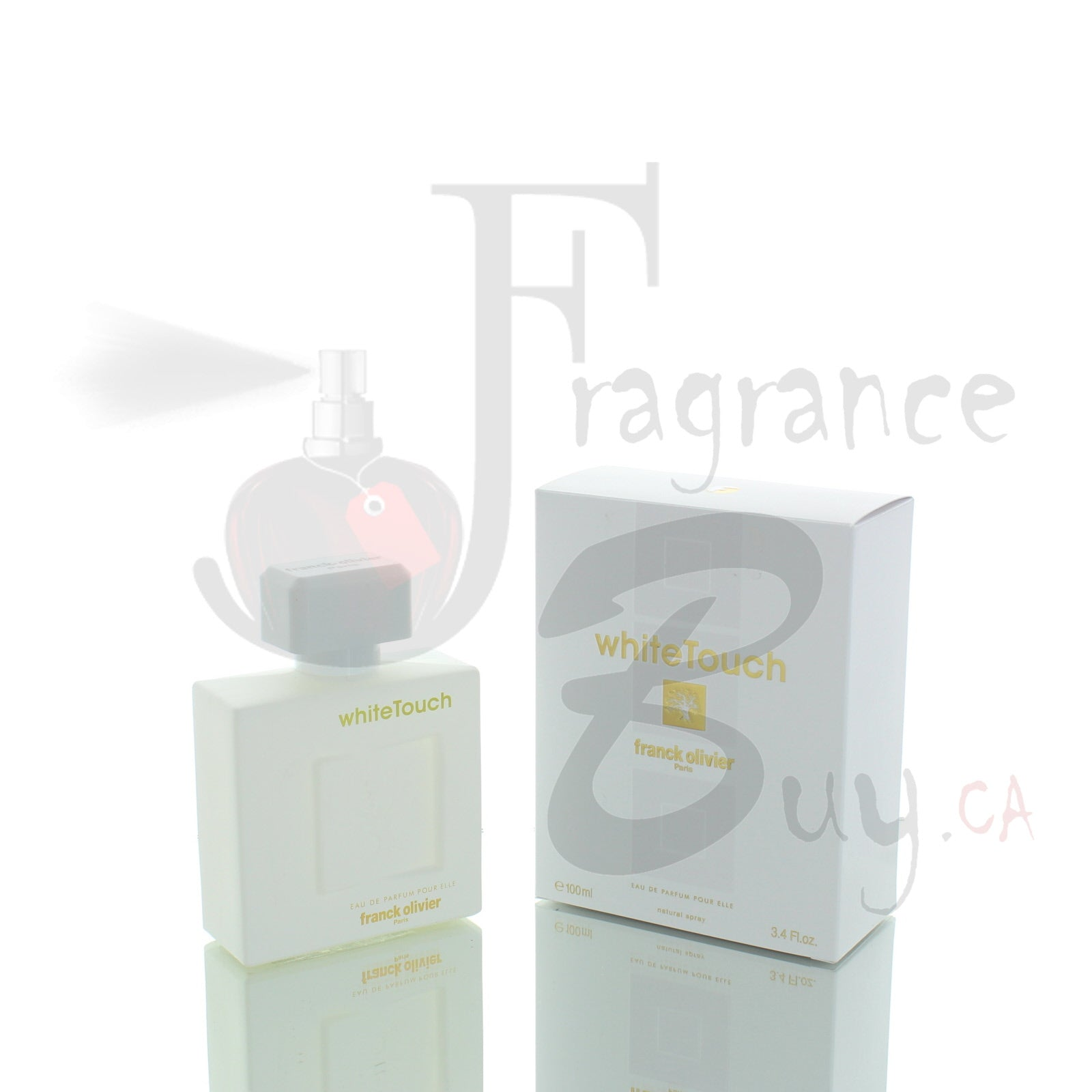 Franck Olivier White Touch For Woman