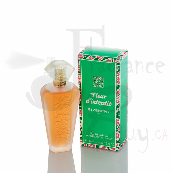 Givenchy Fleur d'Interdit For Woman