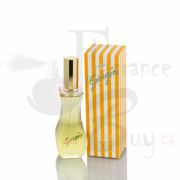 Giorgio Beverly Hills Giorgio Yellow For Woman