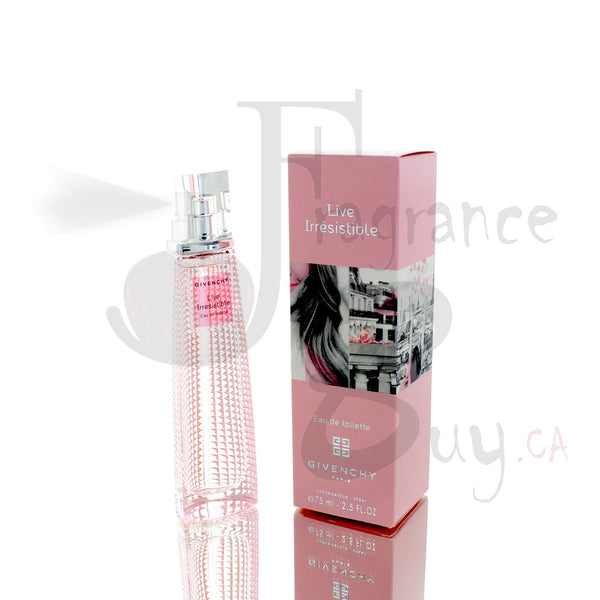Givenchy Live Irresistible For Woman