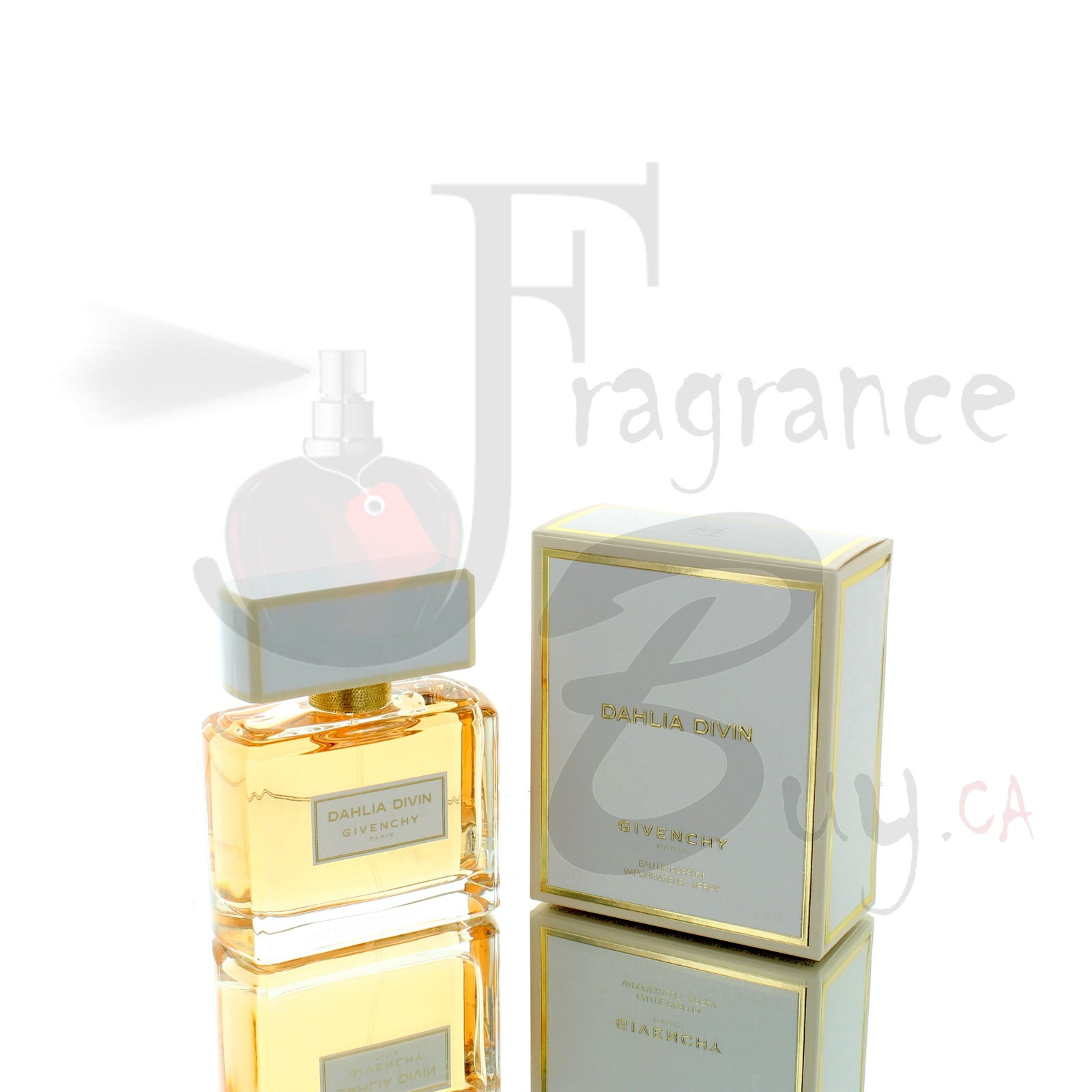 Givenchy Dahlia Divin For Woman