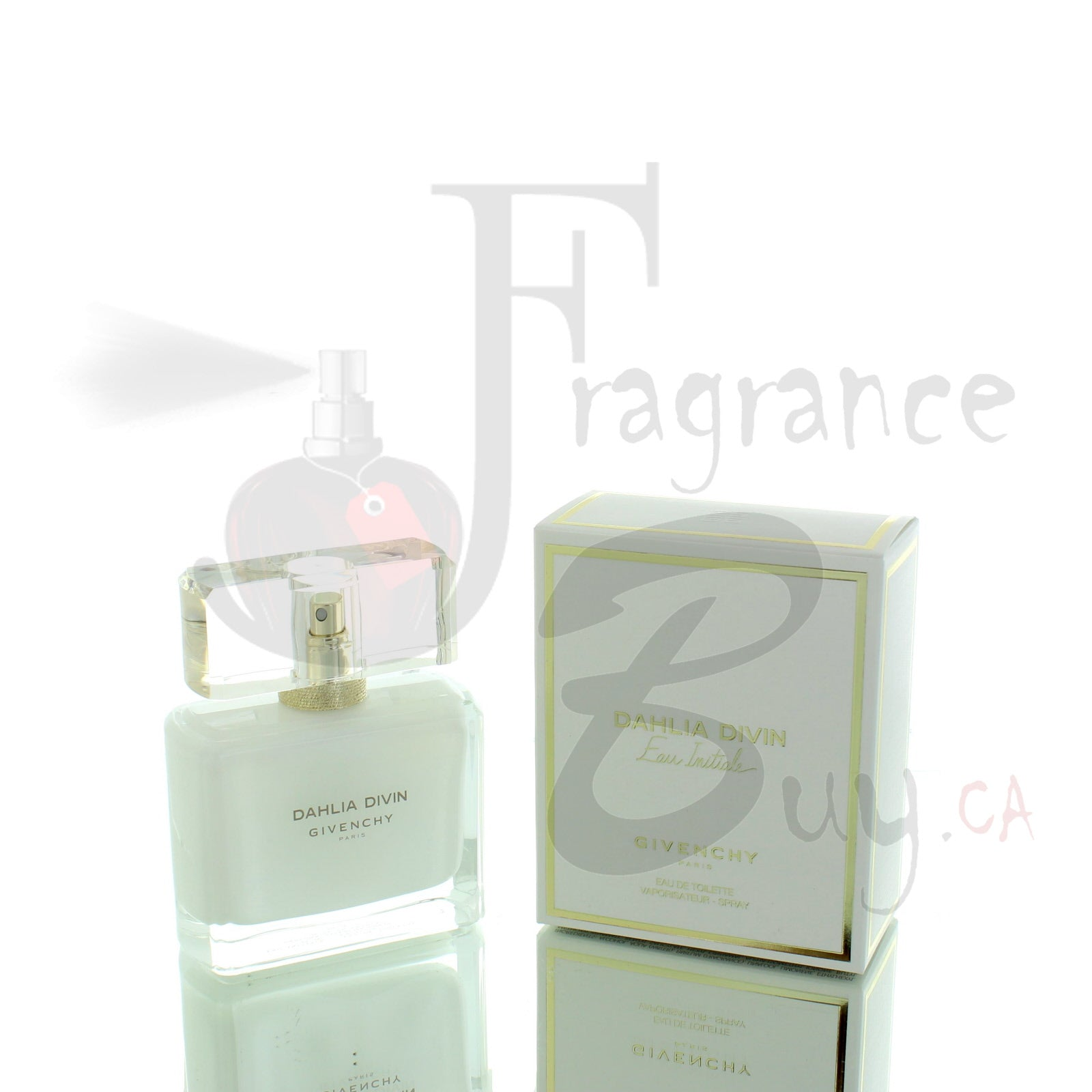 Givenchy Dahlia Divin Eau Initiale For Woman