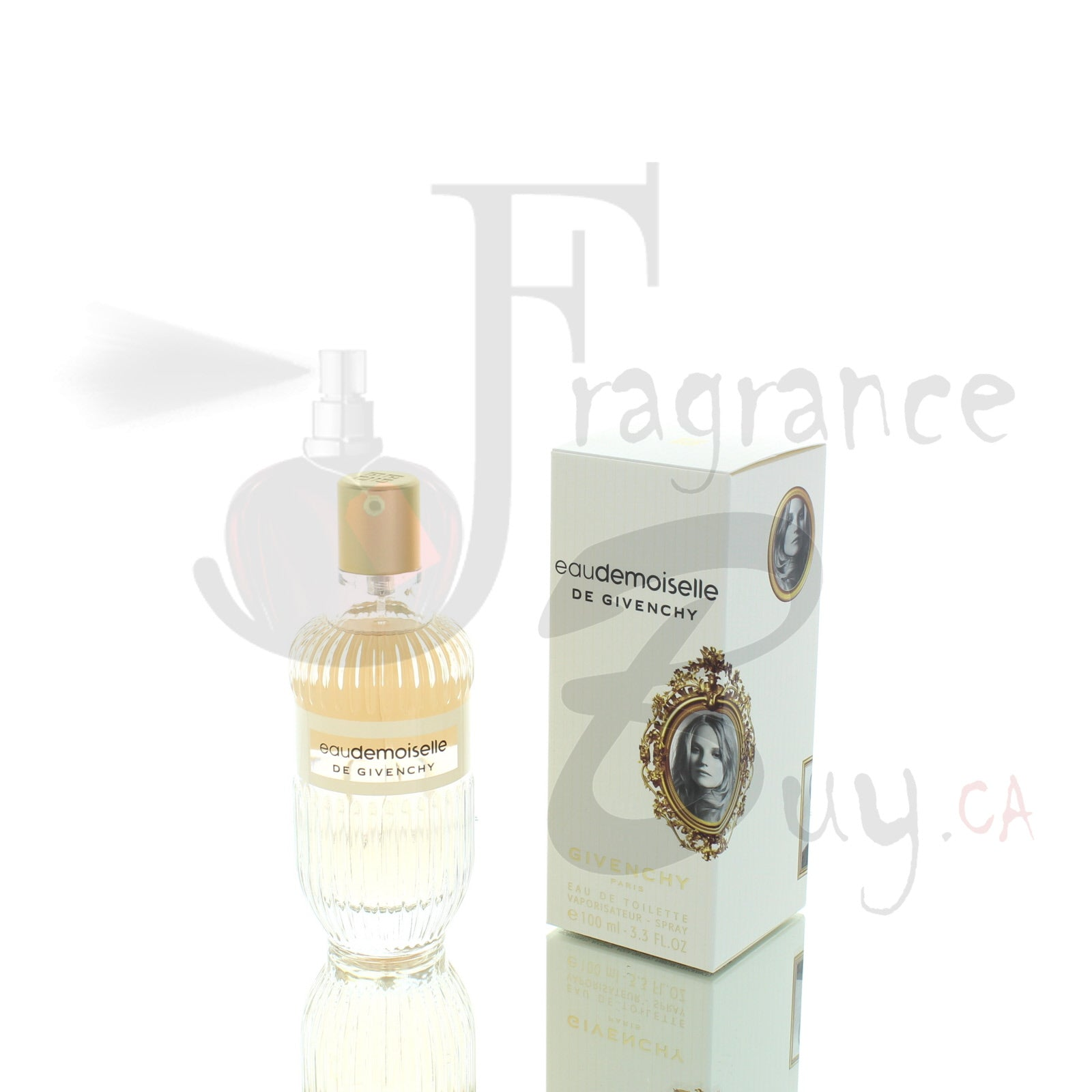 Givenchy Eau De Moiselle For Woman