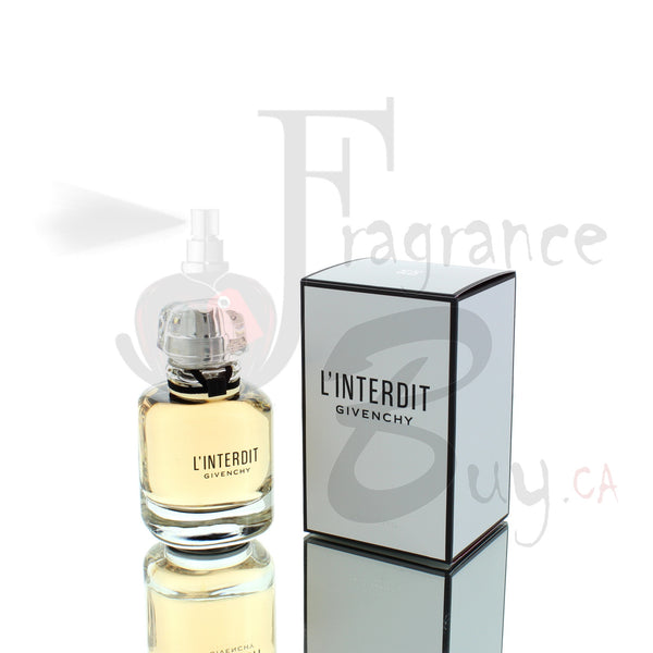 Givenchy L'interdit (2018 Relaunch) EDP Edition For Woman