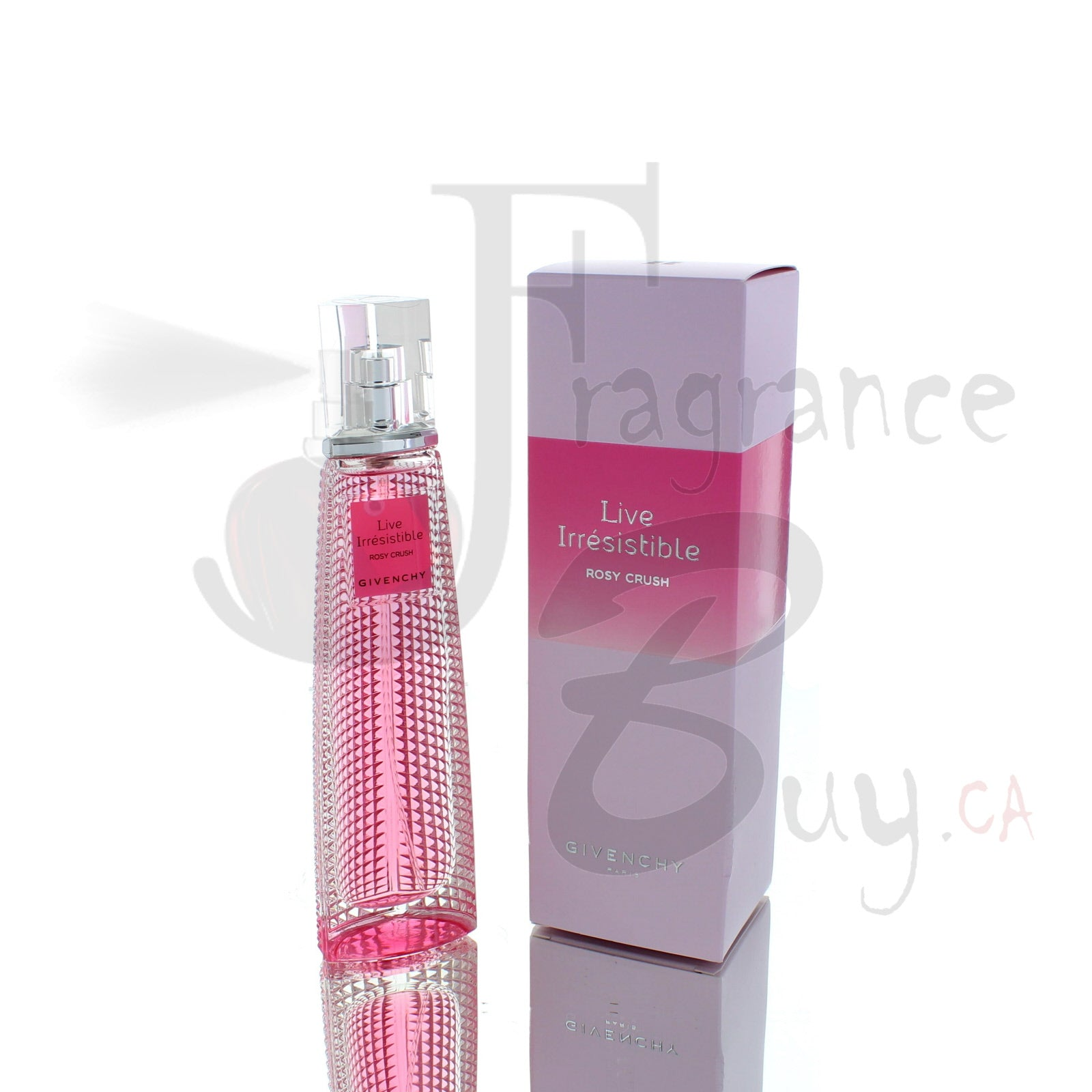 Givenchy Live Irresistible Rosy Crush Edition For Woman