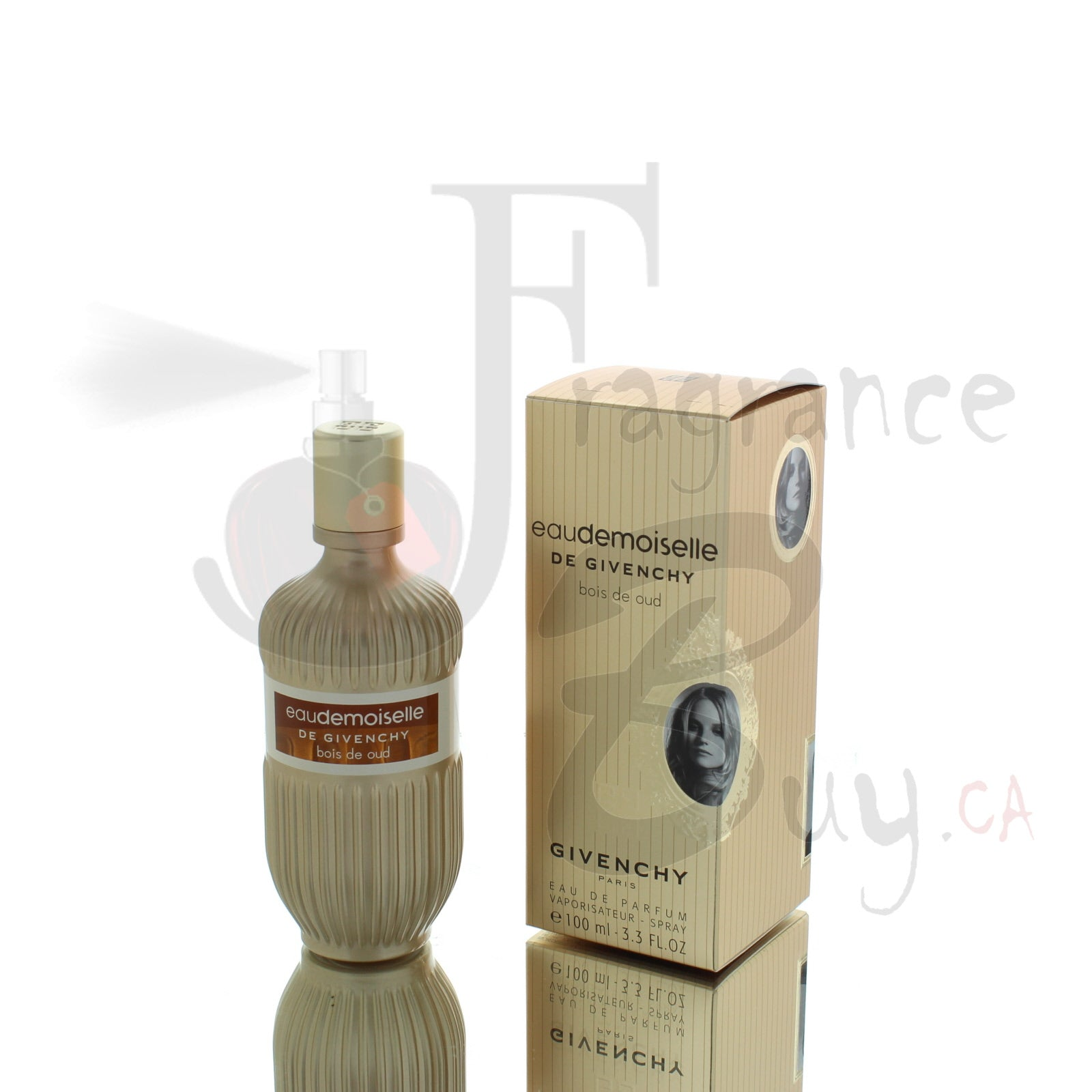 Givenchy Eau de Moiselle Bois de Oud For Woman