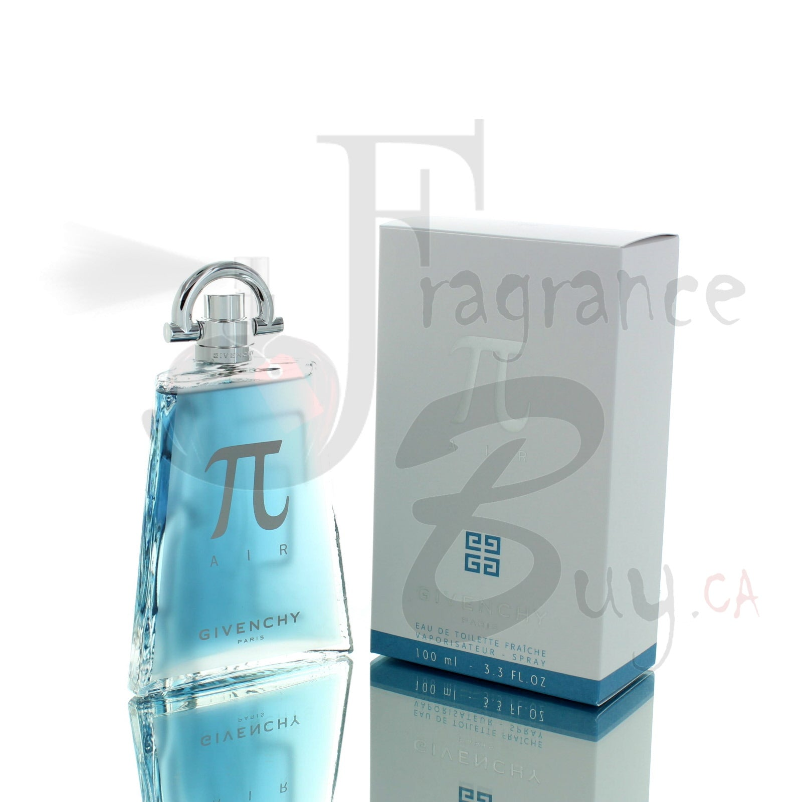 Givenchy Pi Air Fraiche For Man