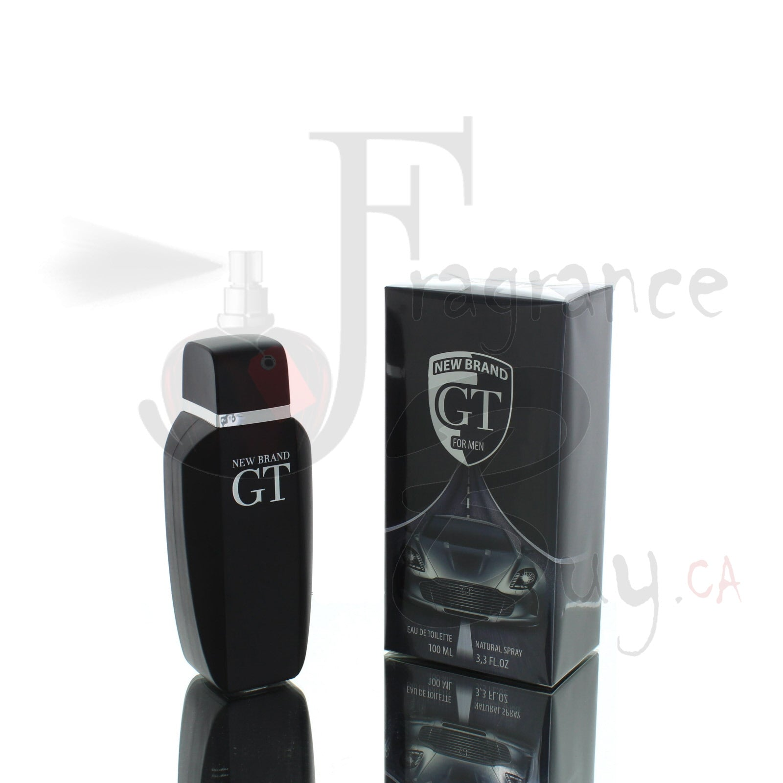 GT (The Gio Profumo Twist) by New Brand For Man