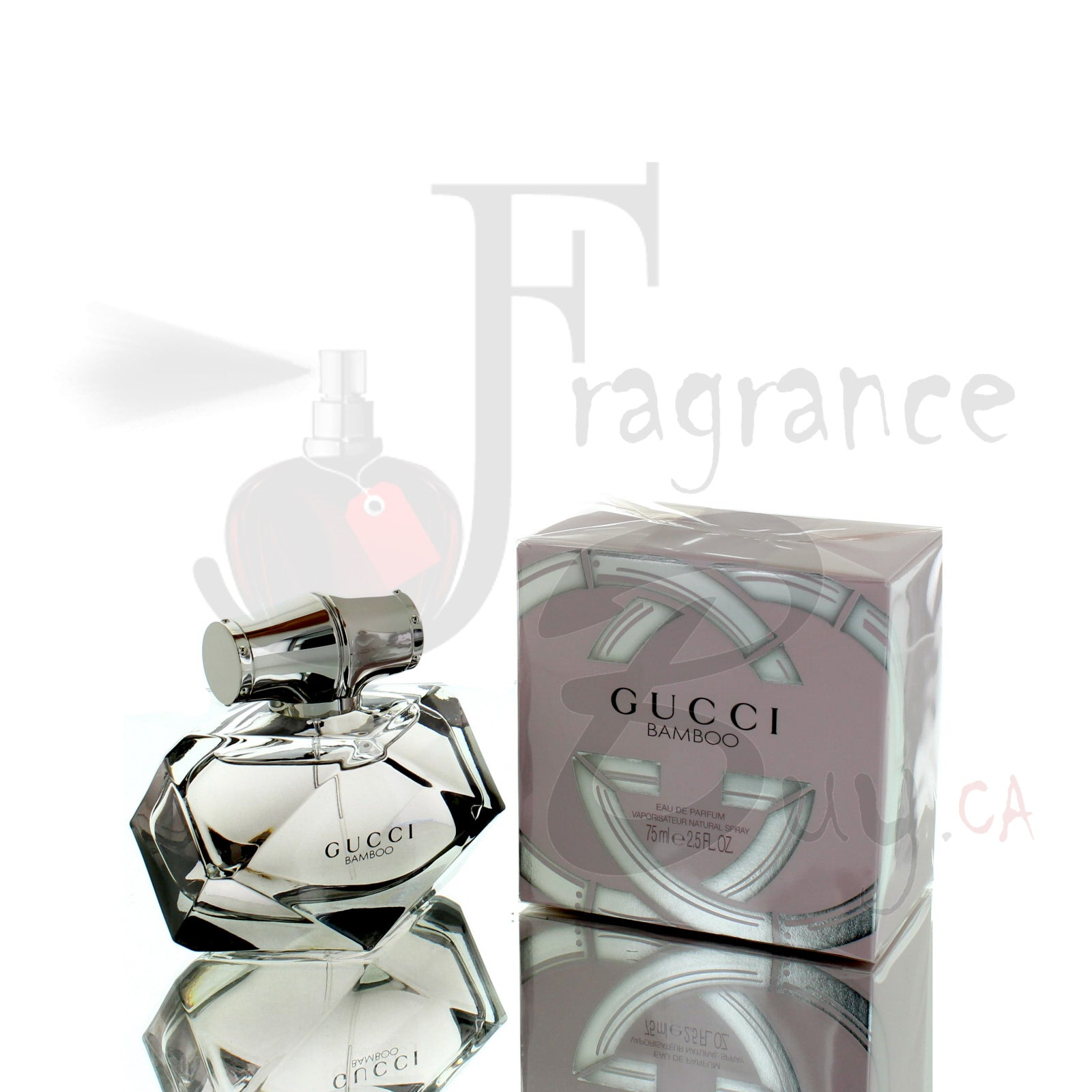 Gucci Bamboo For Woman