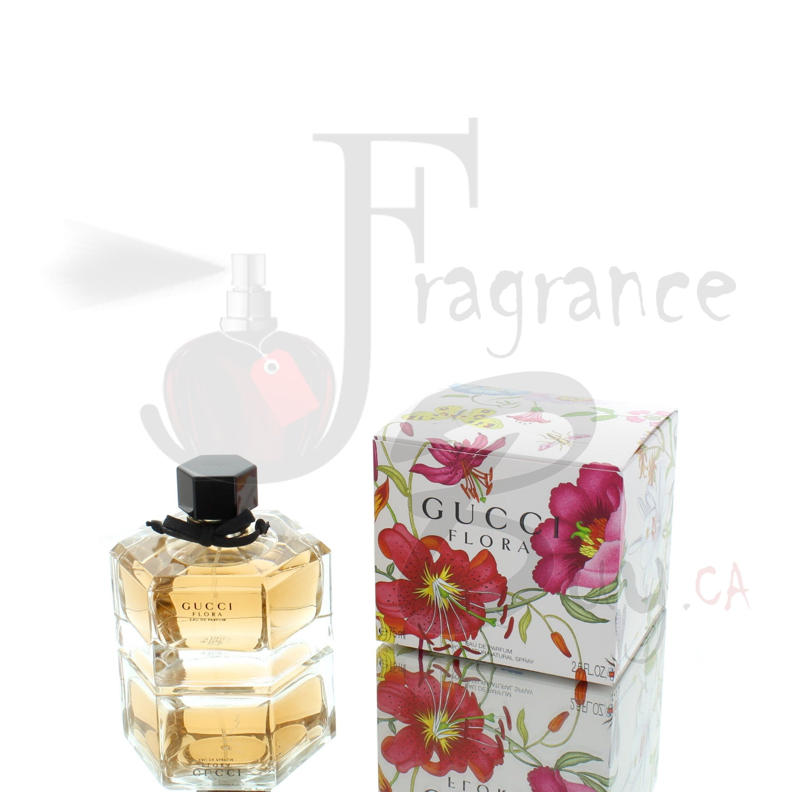Gucci Flora For Woman