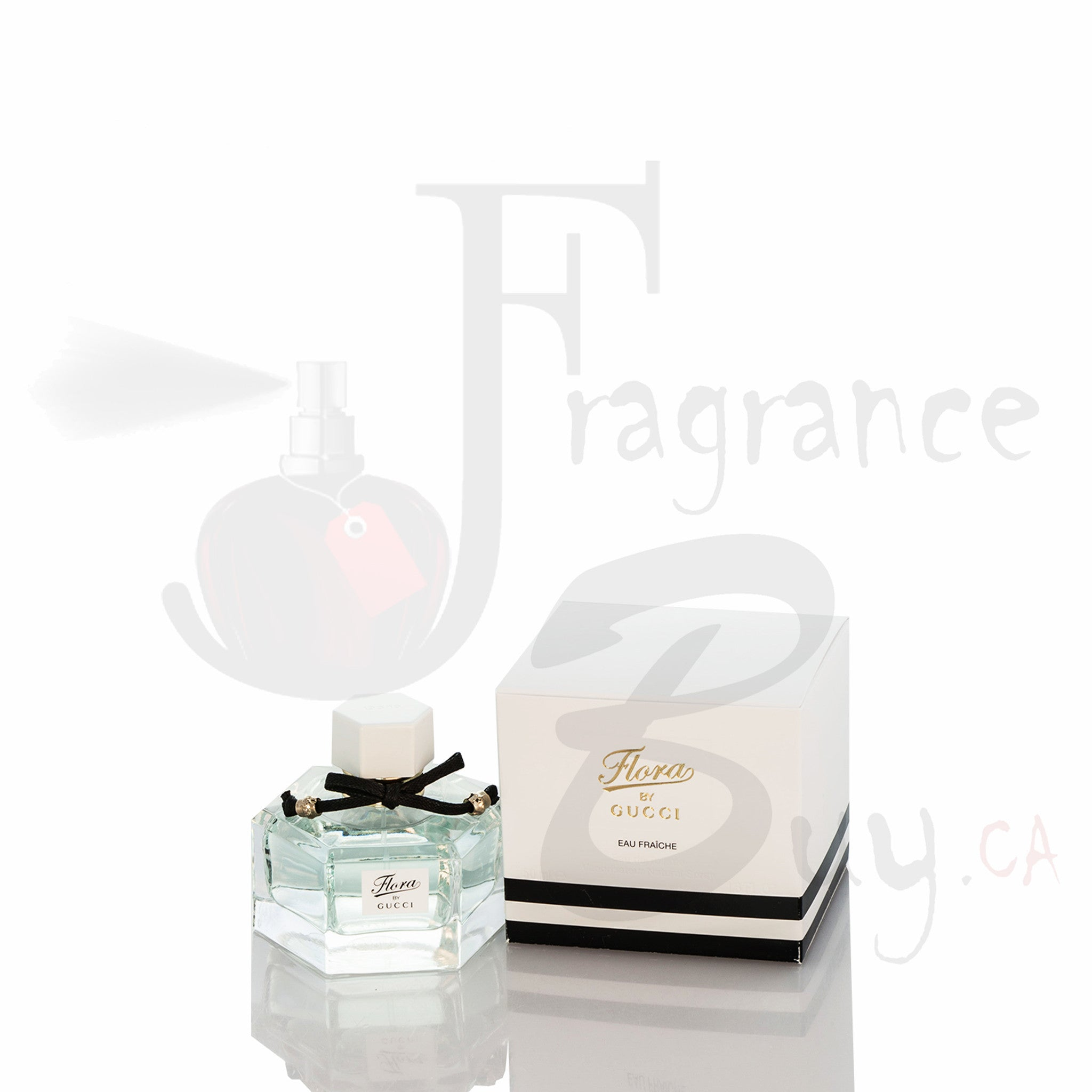 Gucci Flora Eau Fraiche For Woman