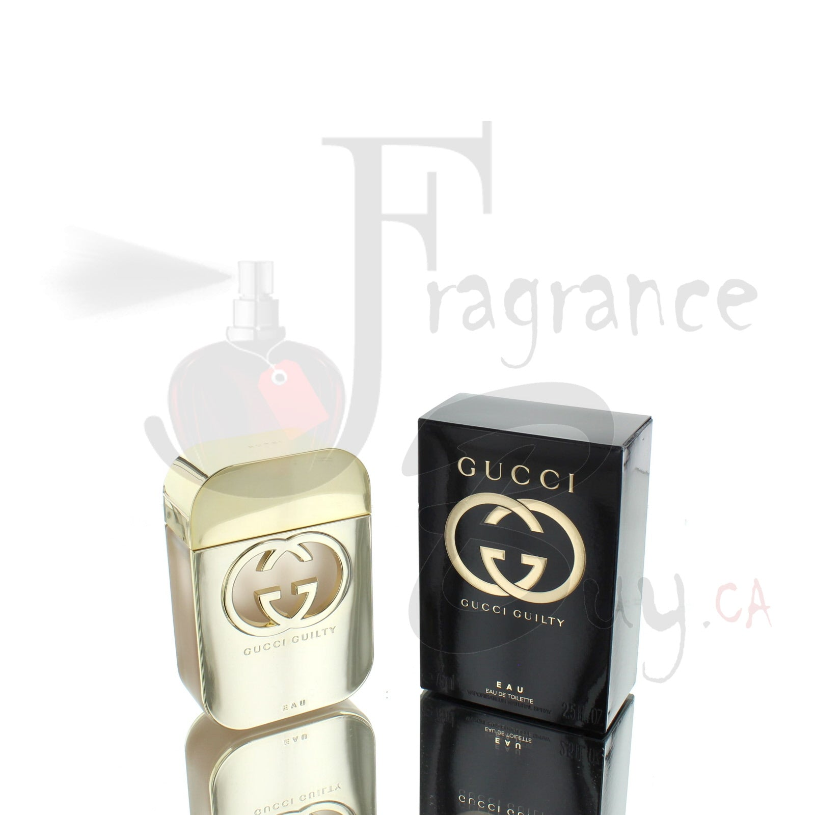 Gucci Guilty Eau Edition For Woman