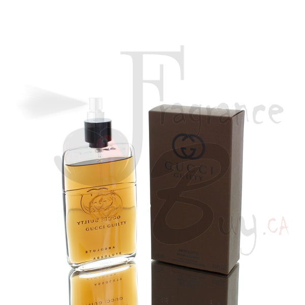 Gucci Guilty Absolute For Man