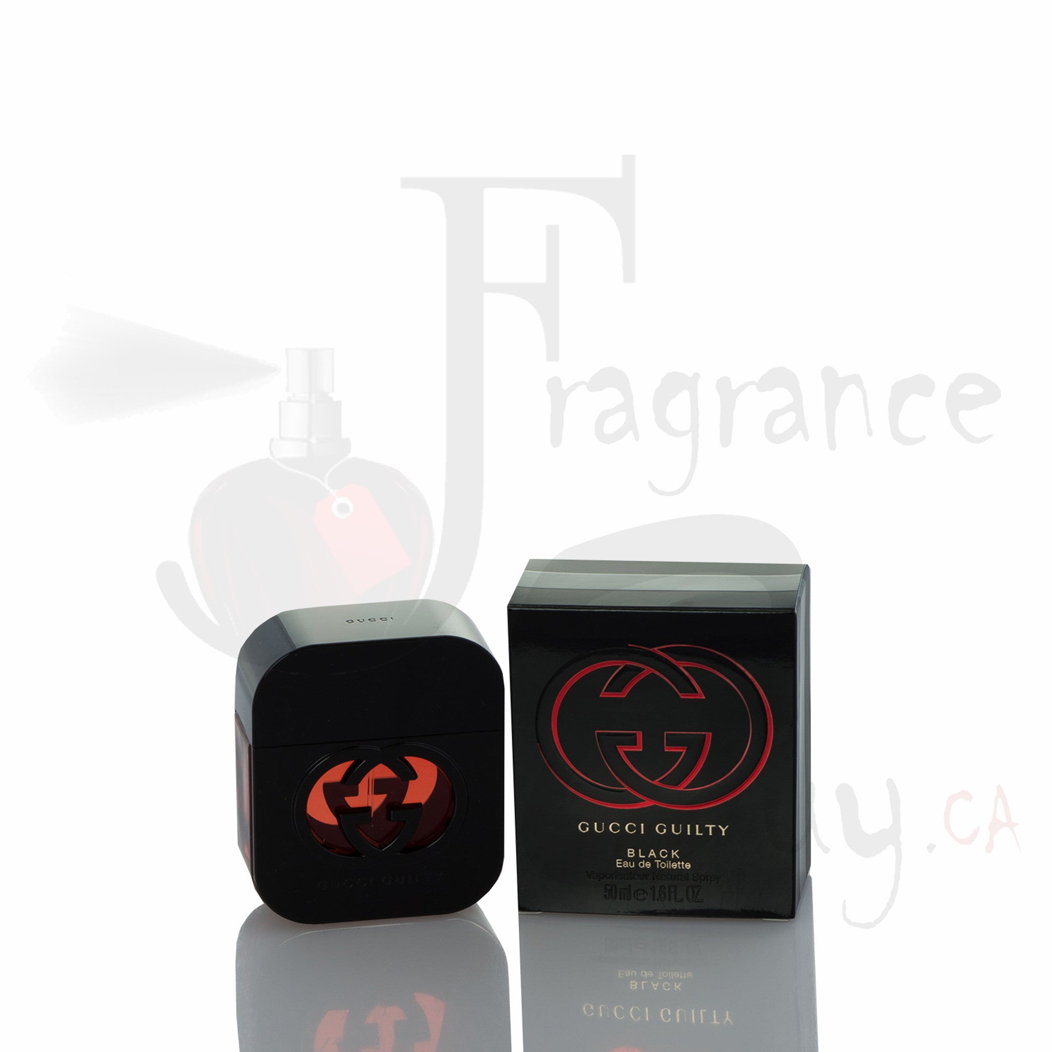 Gucci Guilty Black For Woman