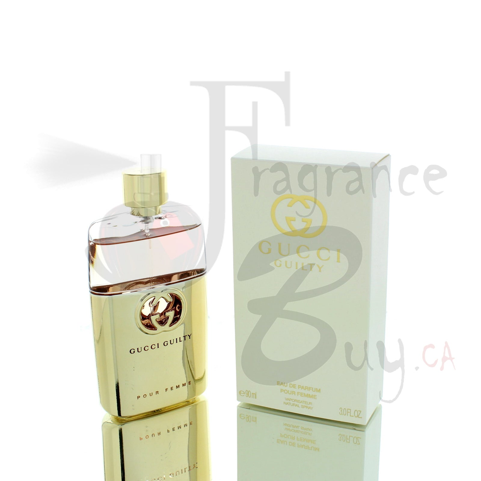 Gucci Guilty Pour Femme EDP Edition For Woman