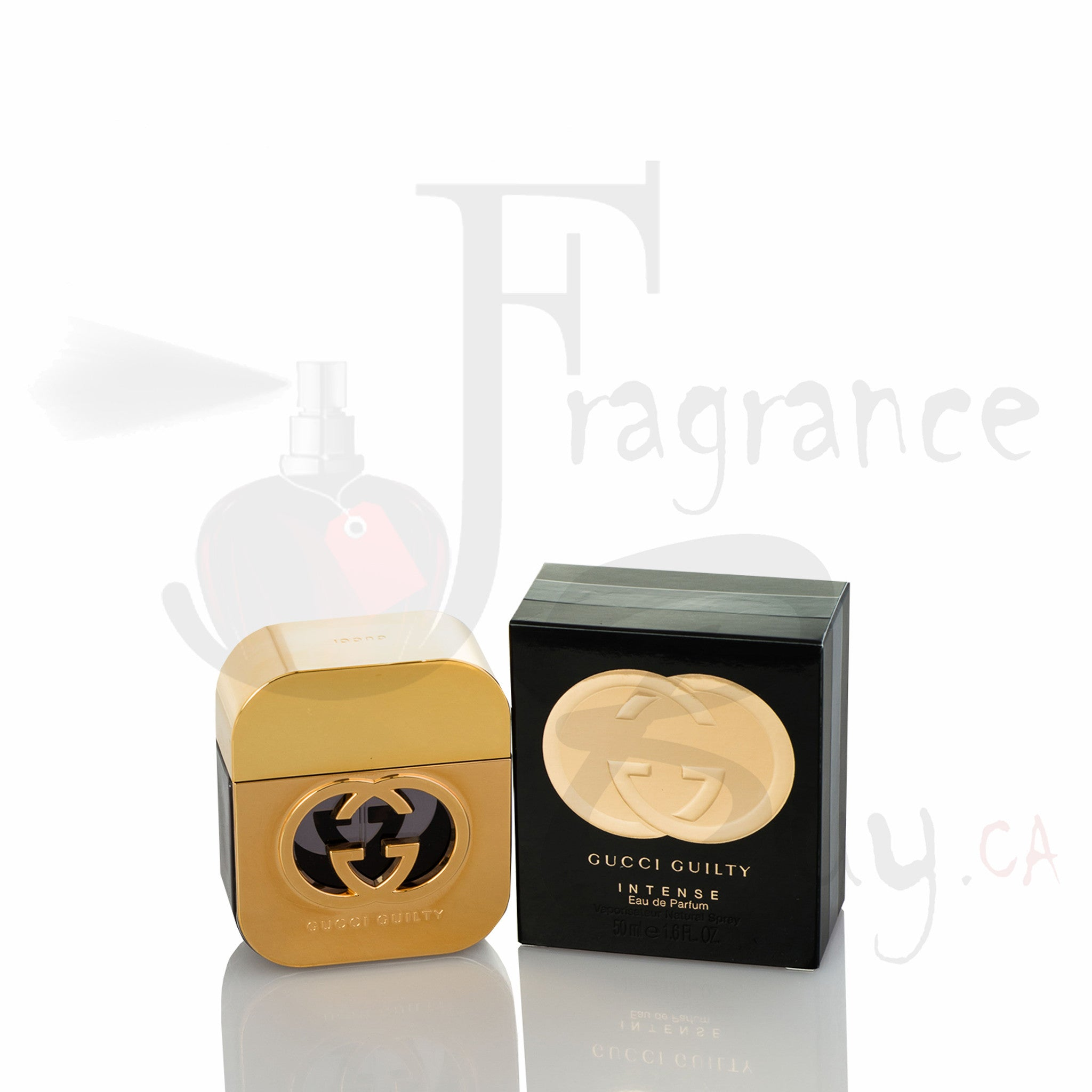 Gucci Guilty Intense EDP For Woman