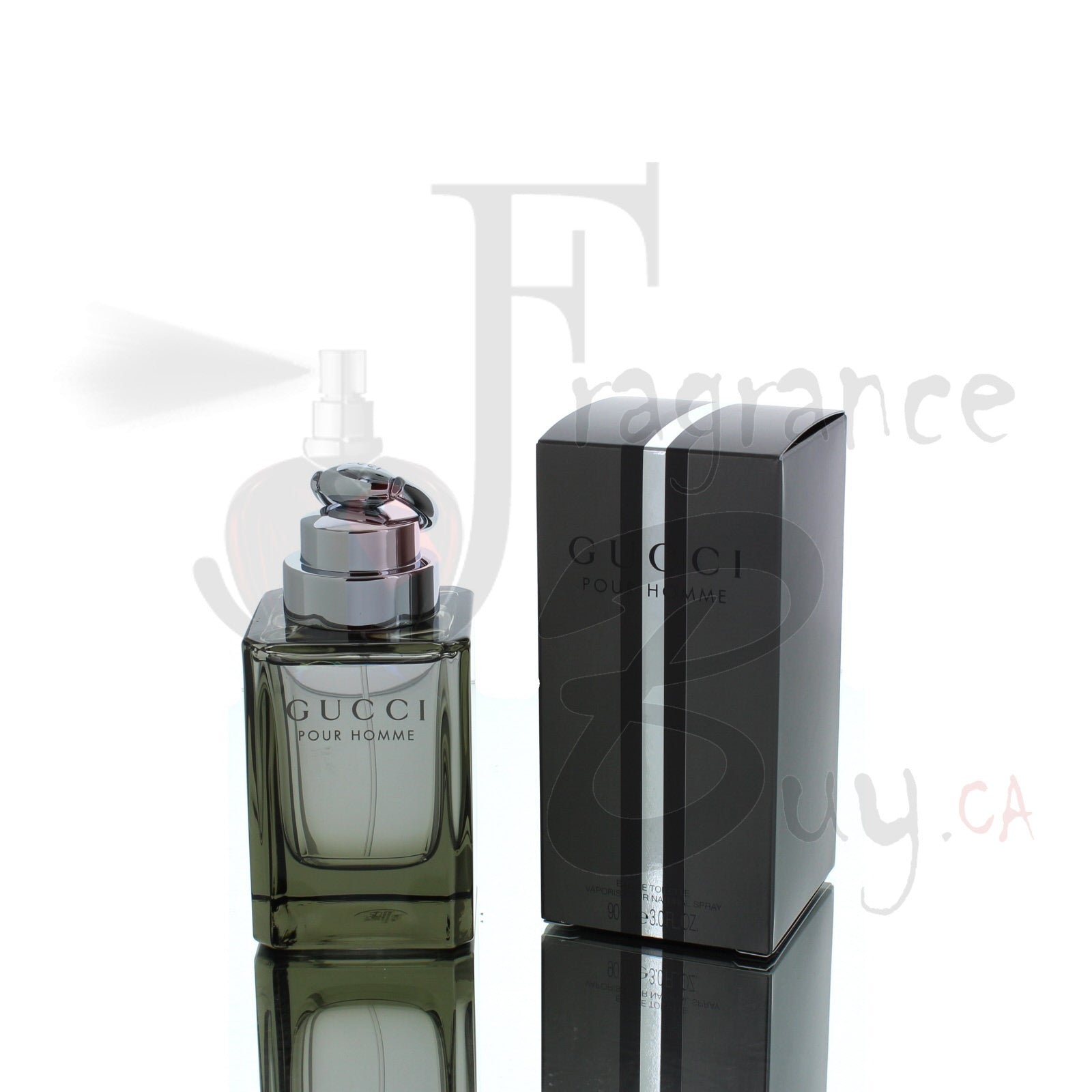 Gucci Pour Homme (Formerly Gucci By Gucci) For Man