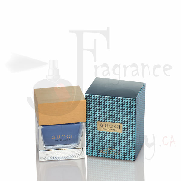 Gucci Pour Homme 2 (Blue) For Man