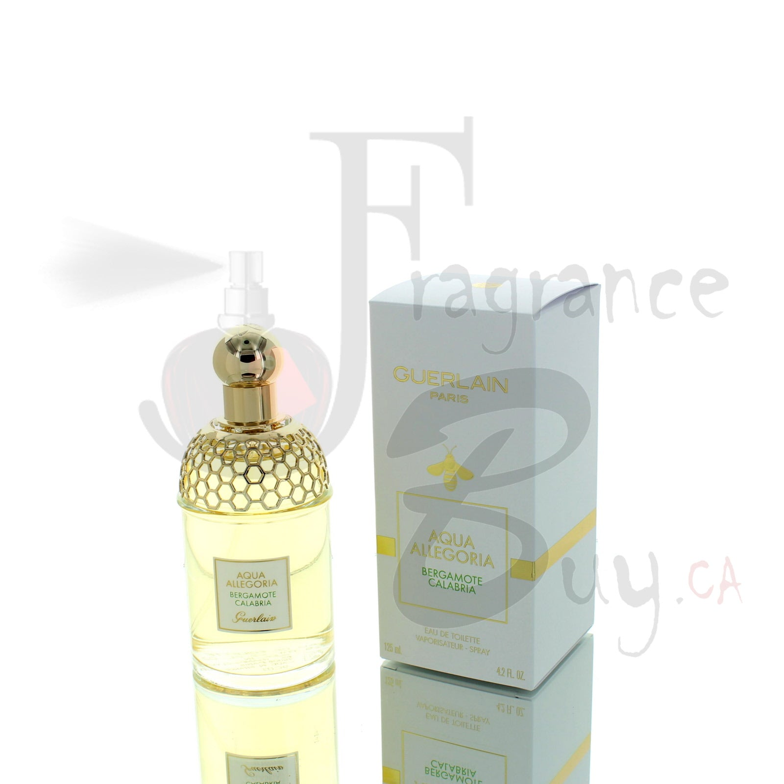 Guerlain Aqua Allegoria Bergamote For Man/Woman