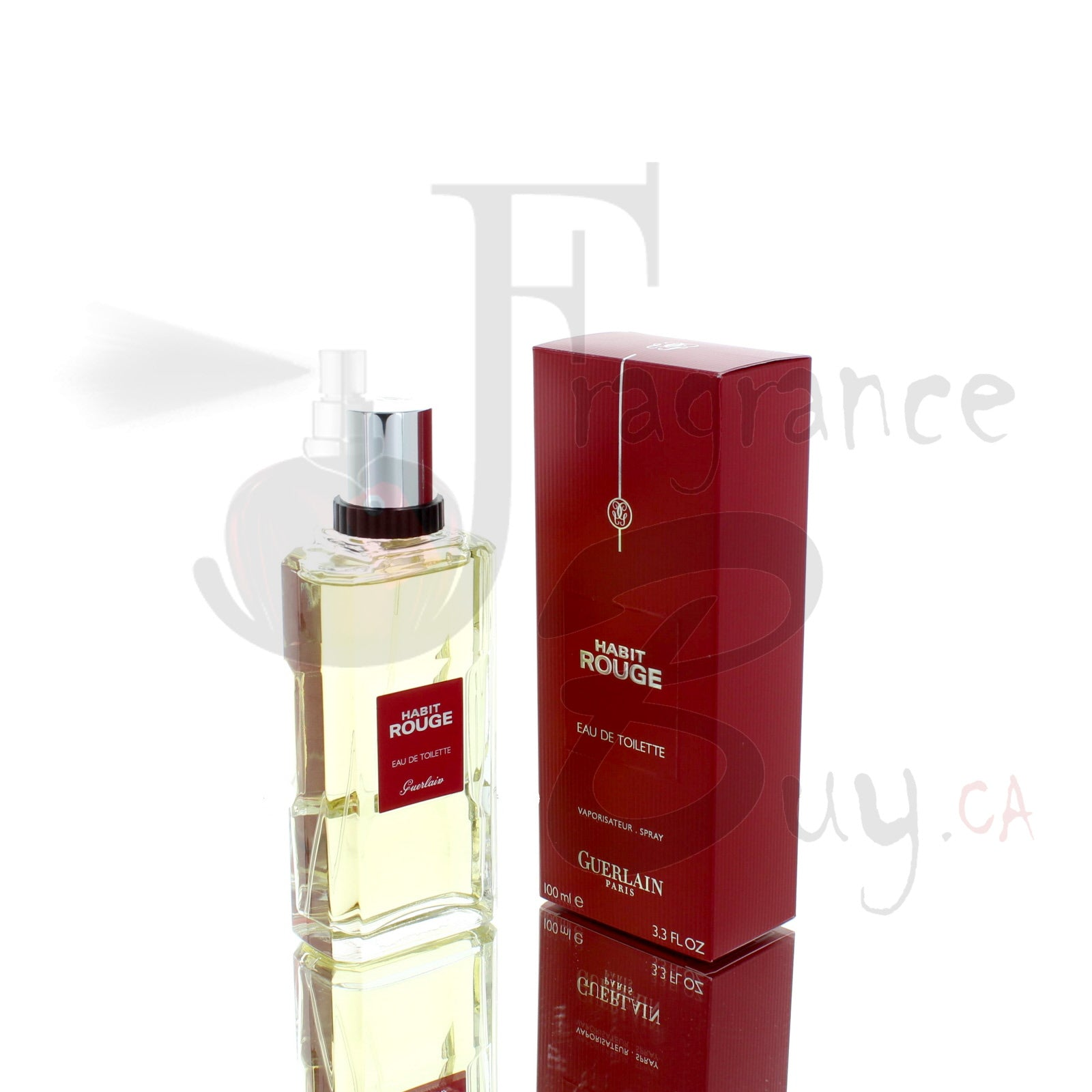 Guerlain Habit Rouge For Man