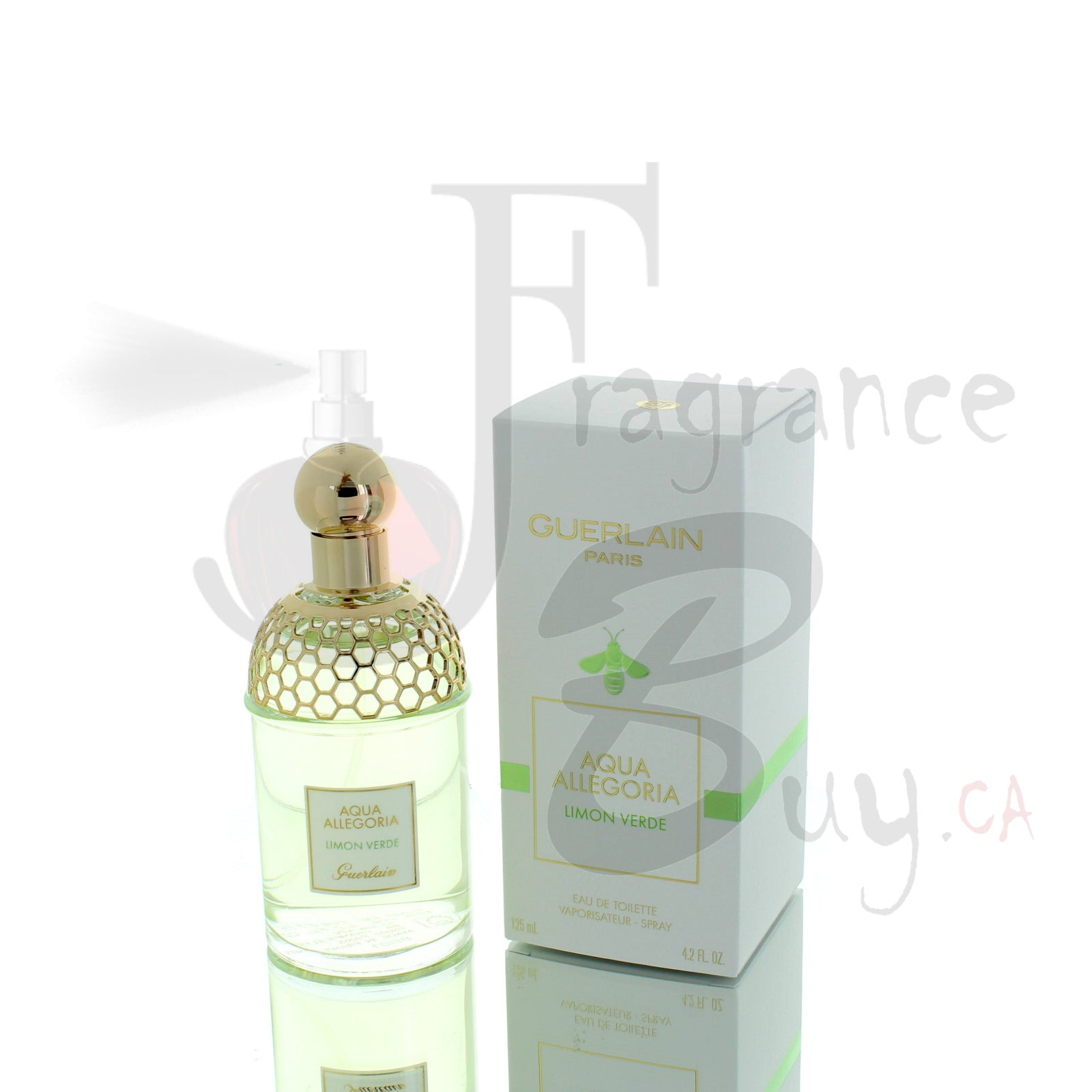 Guerlain Aqua Allegoria Limon Verde For Man/Woman