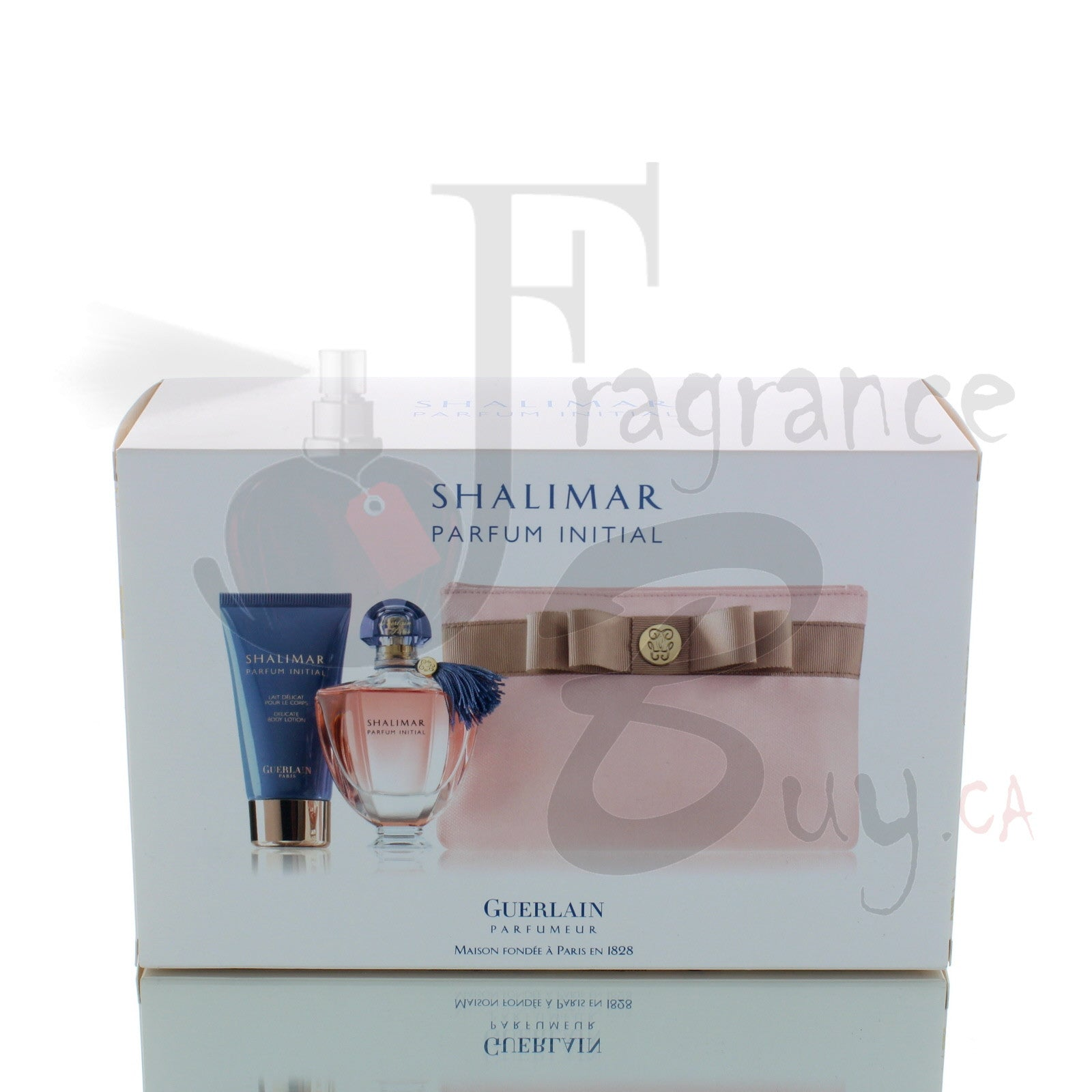 Guerlain Shalimar Parfum Initial For Woman