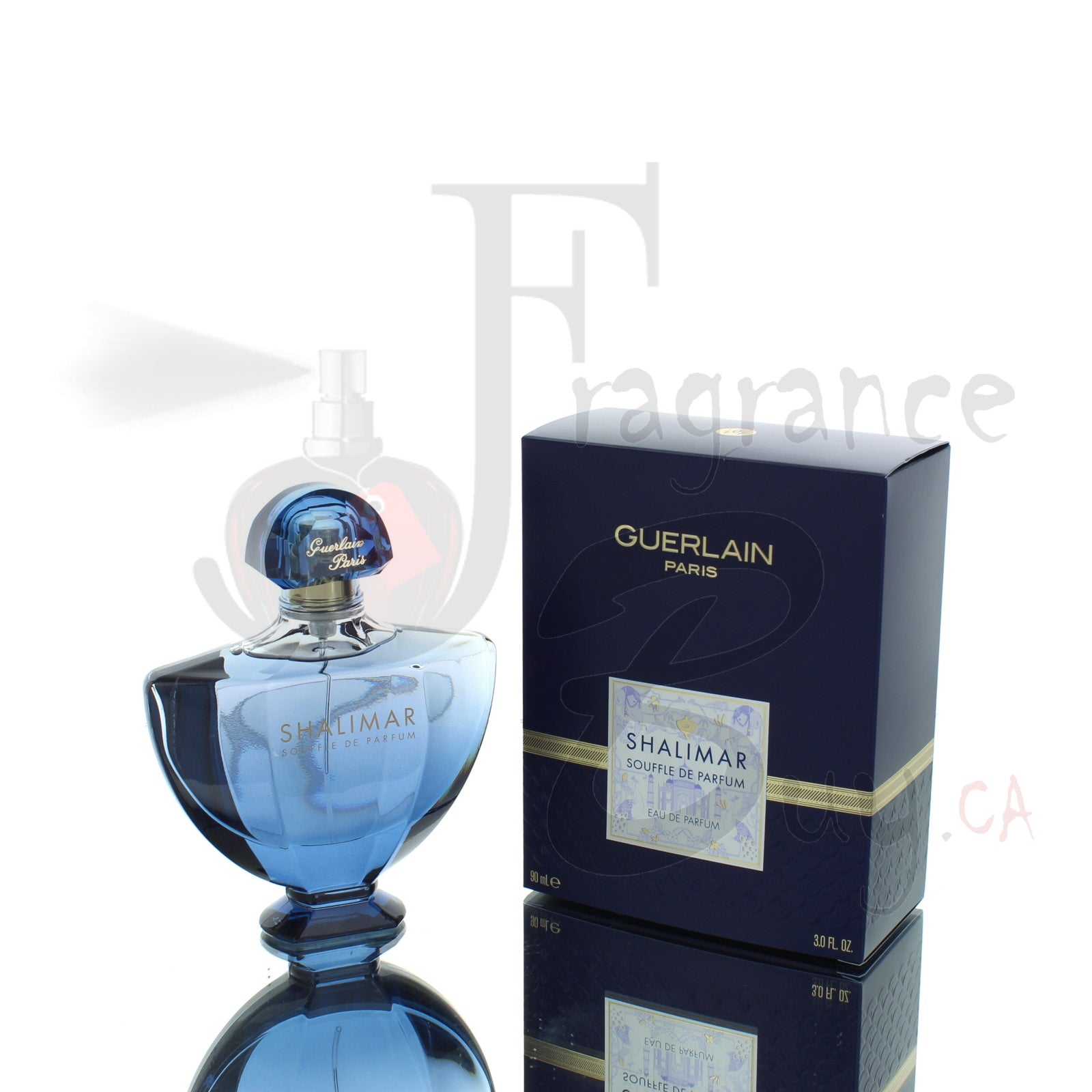 Shalimar Souffle De Parfum For Woman