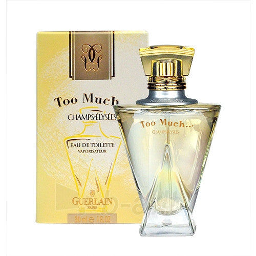 Guerlain Too Much (Vintage) For Woman