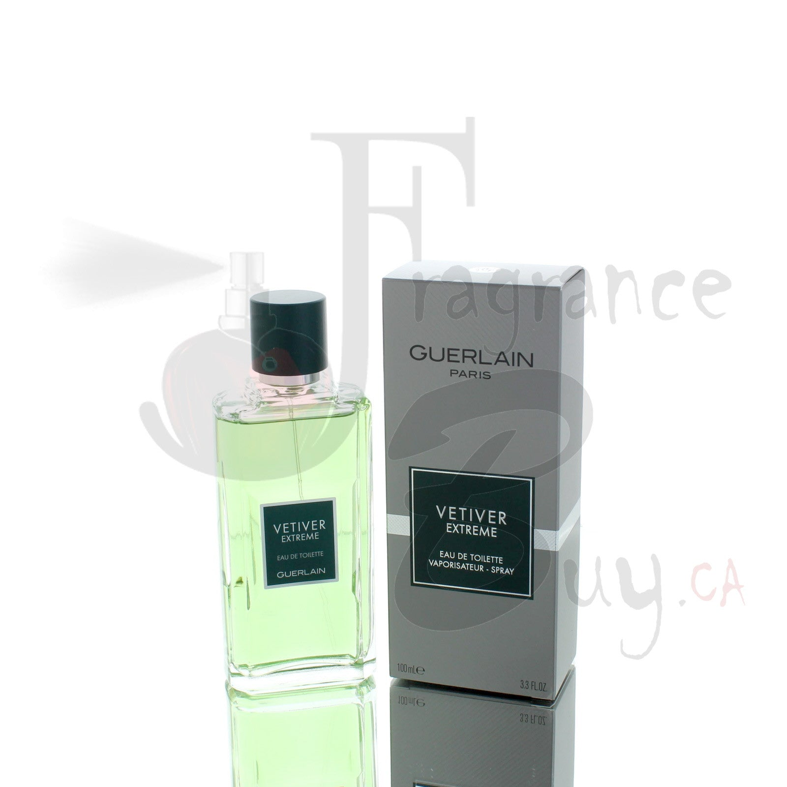 Guerlain Vetiver Extreme For Man