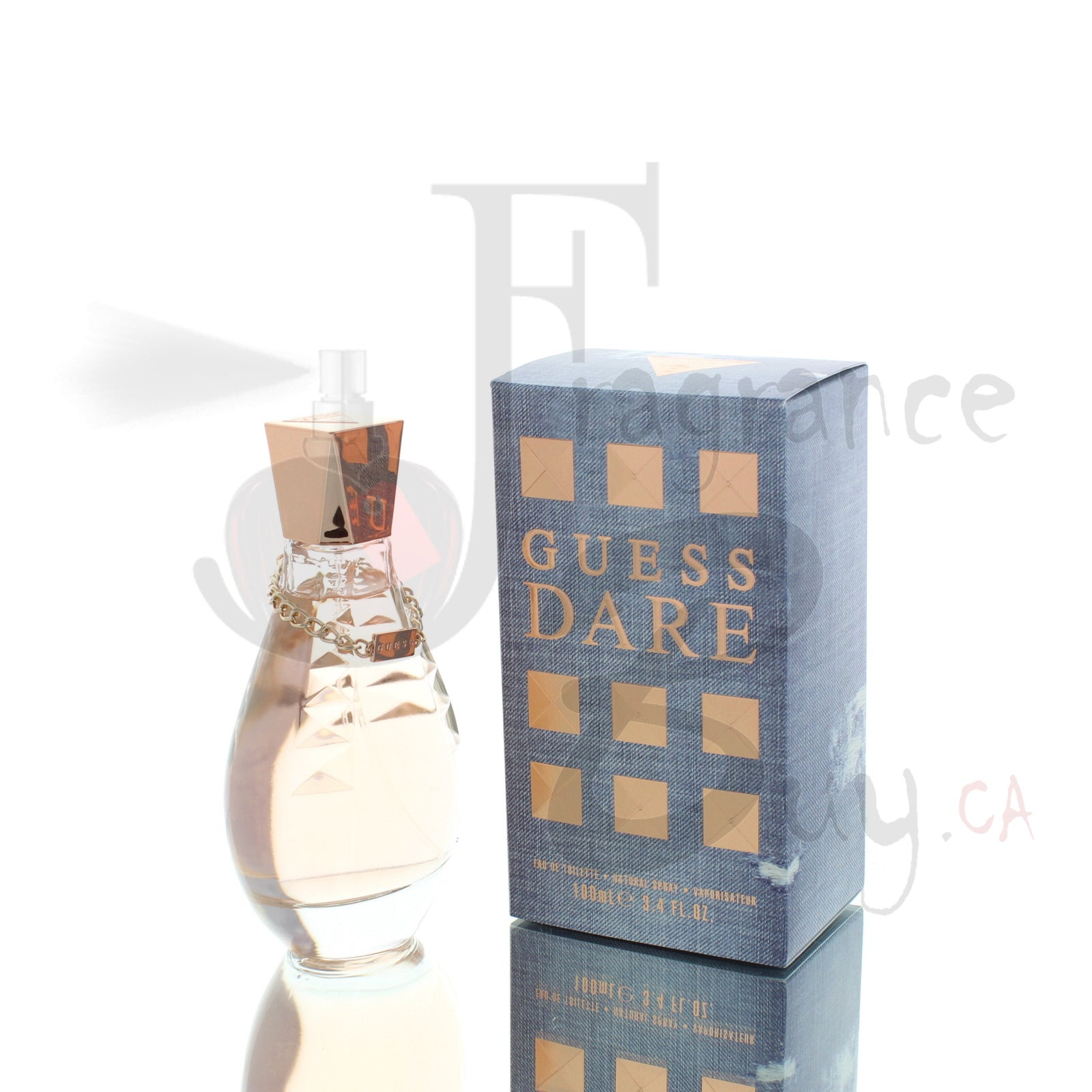 Guess Dare For Woman