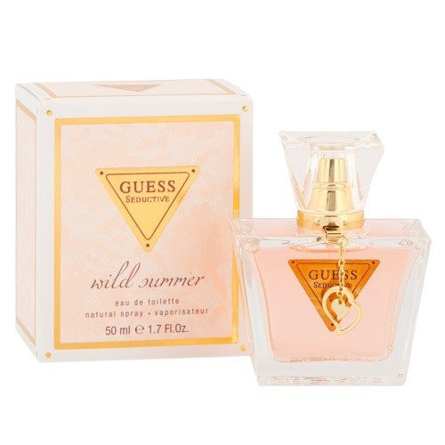 Guess Seductive  Wild Summer For Woman