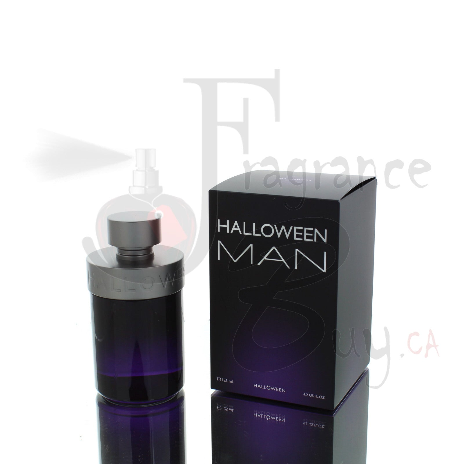 Halloween Beware of Yourself by J. Del Pozo For Man