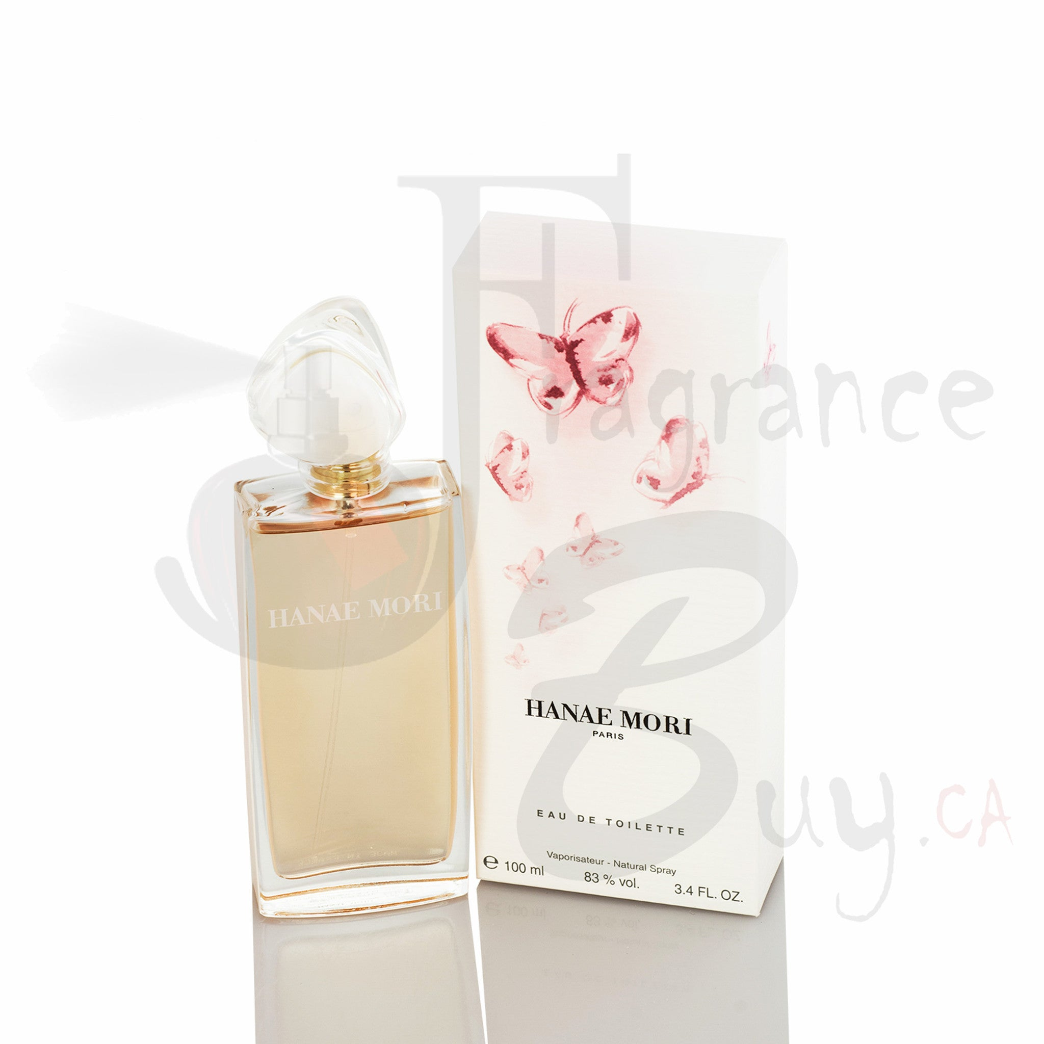 Hanae Mori (Original Pack) For Woman