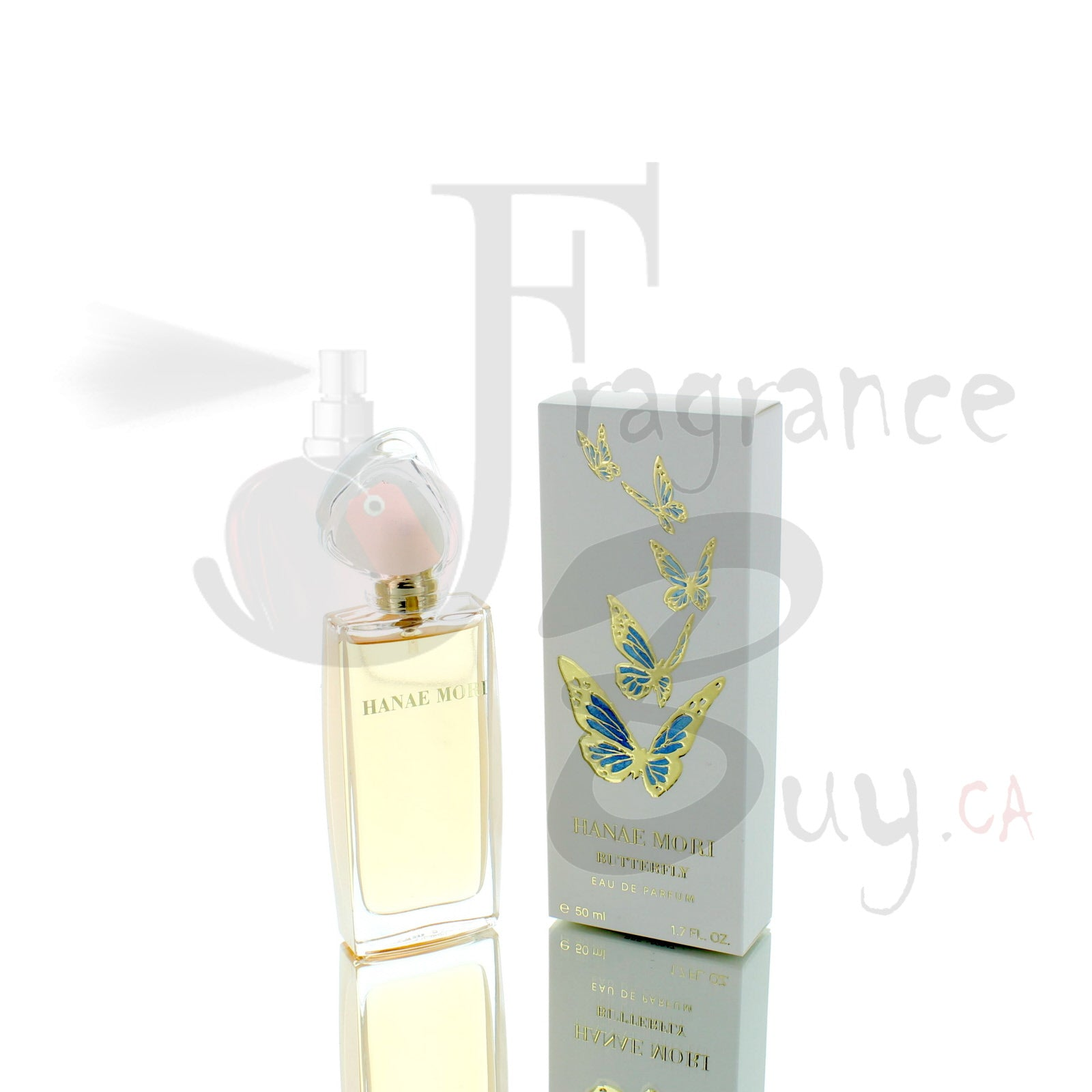 Butterfly EDP Edition by Hanae Mori For Woman