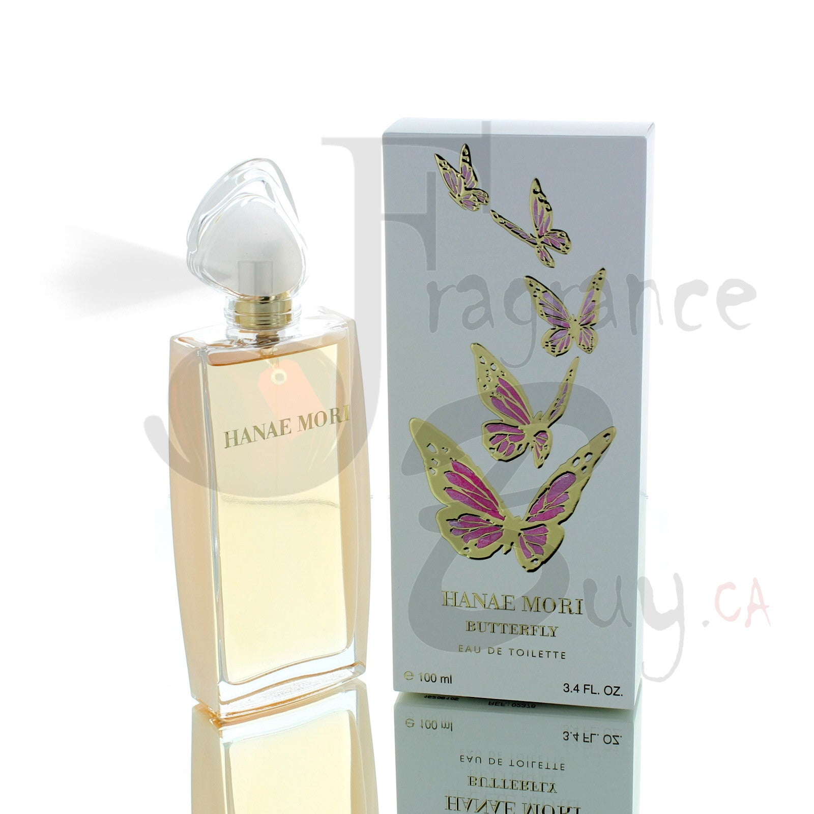 Fragrancebuy — Butterfly by Hanae Mori Woman Perfume | Best Price ...