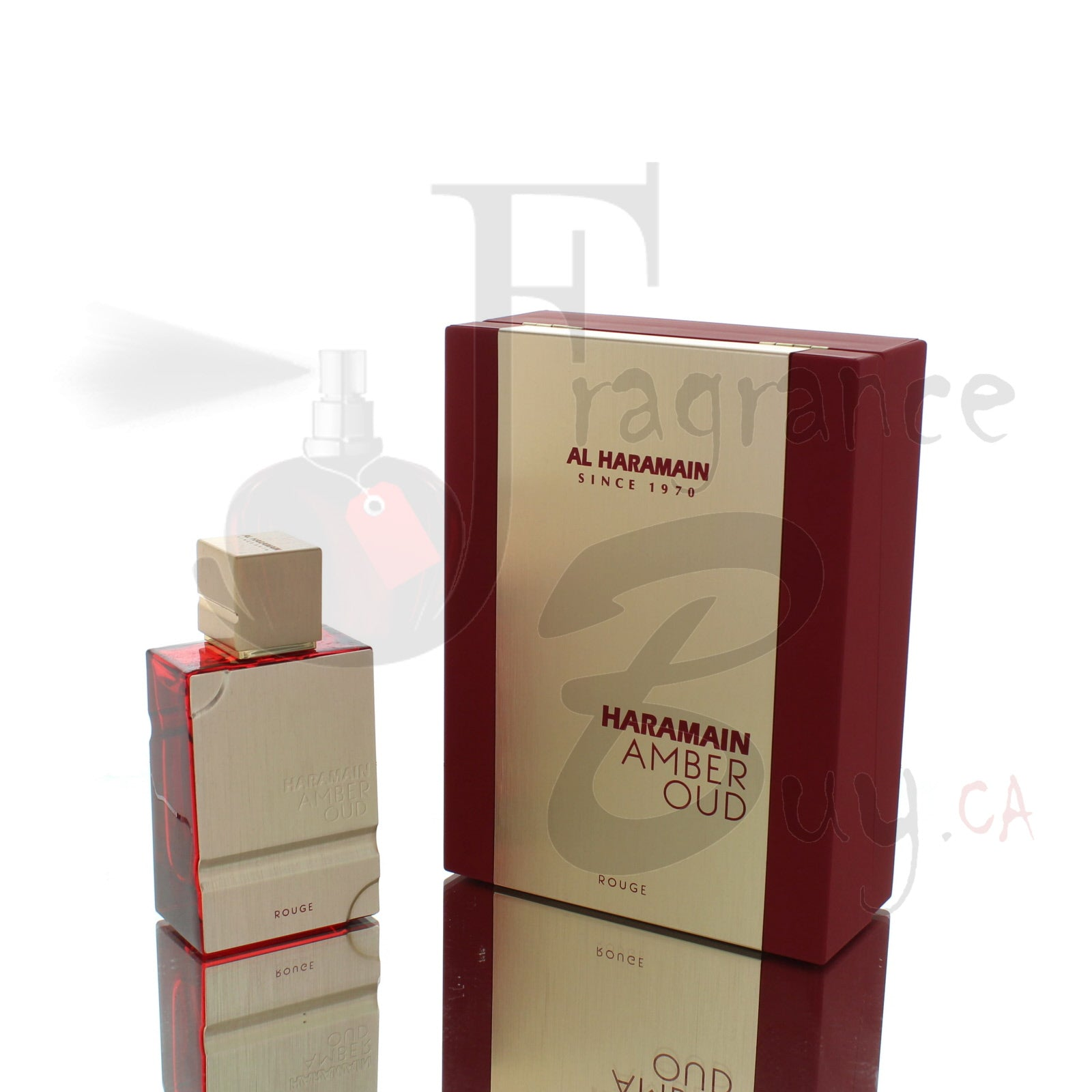 Al Haramain Amber Oud Rouge (BR540 Clone) For Man/Woman